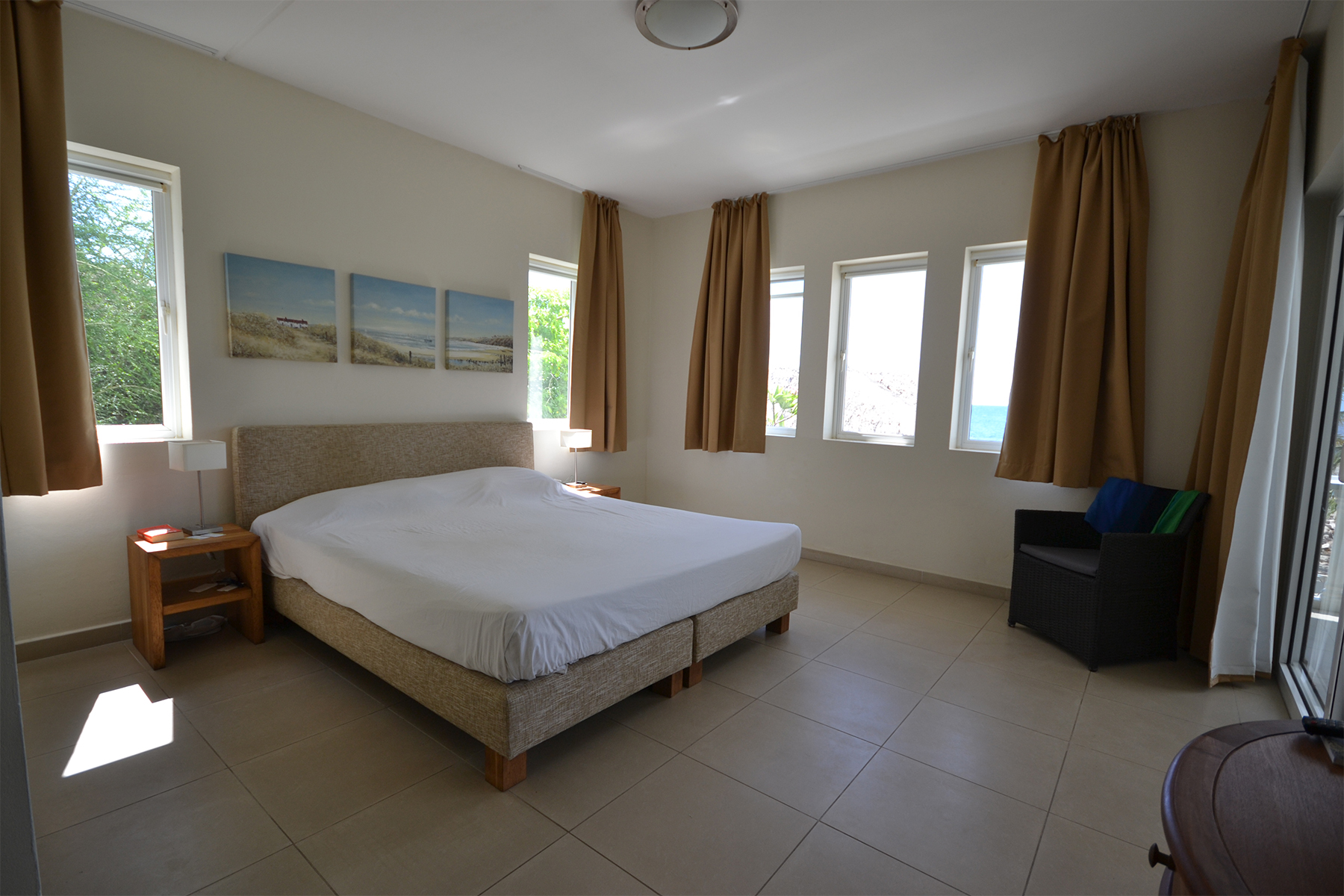 Additional photo for property listing at Blue Bay Emerald Beach Front apartment Other Cities In Curacao, Cities In Curacao Curacao