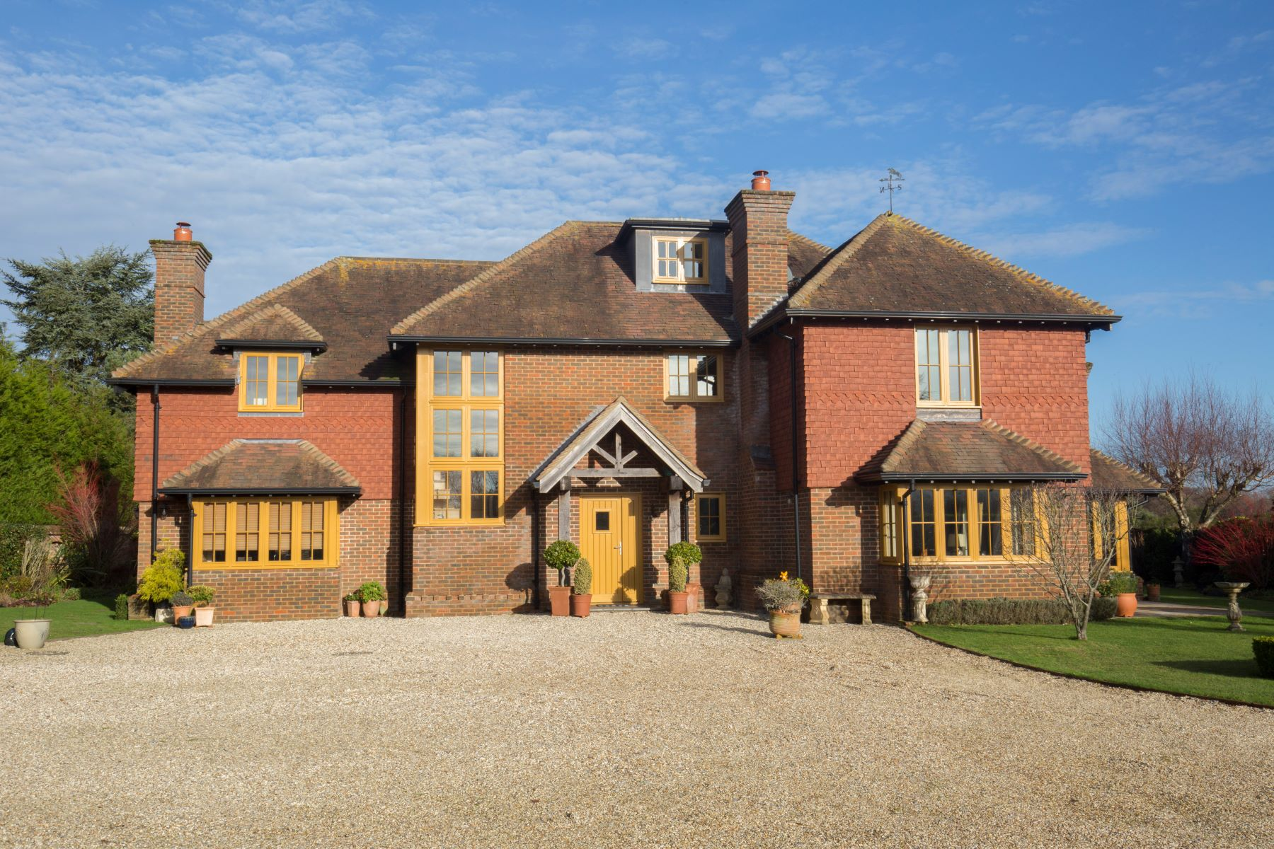Single Family Homes for Sale at Cranford House Sandy Down Boldre, England SO41 8PL United Kingdom
