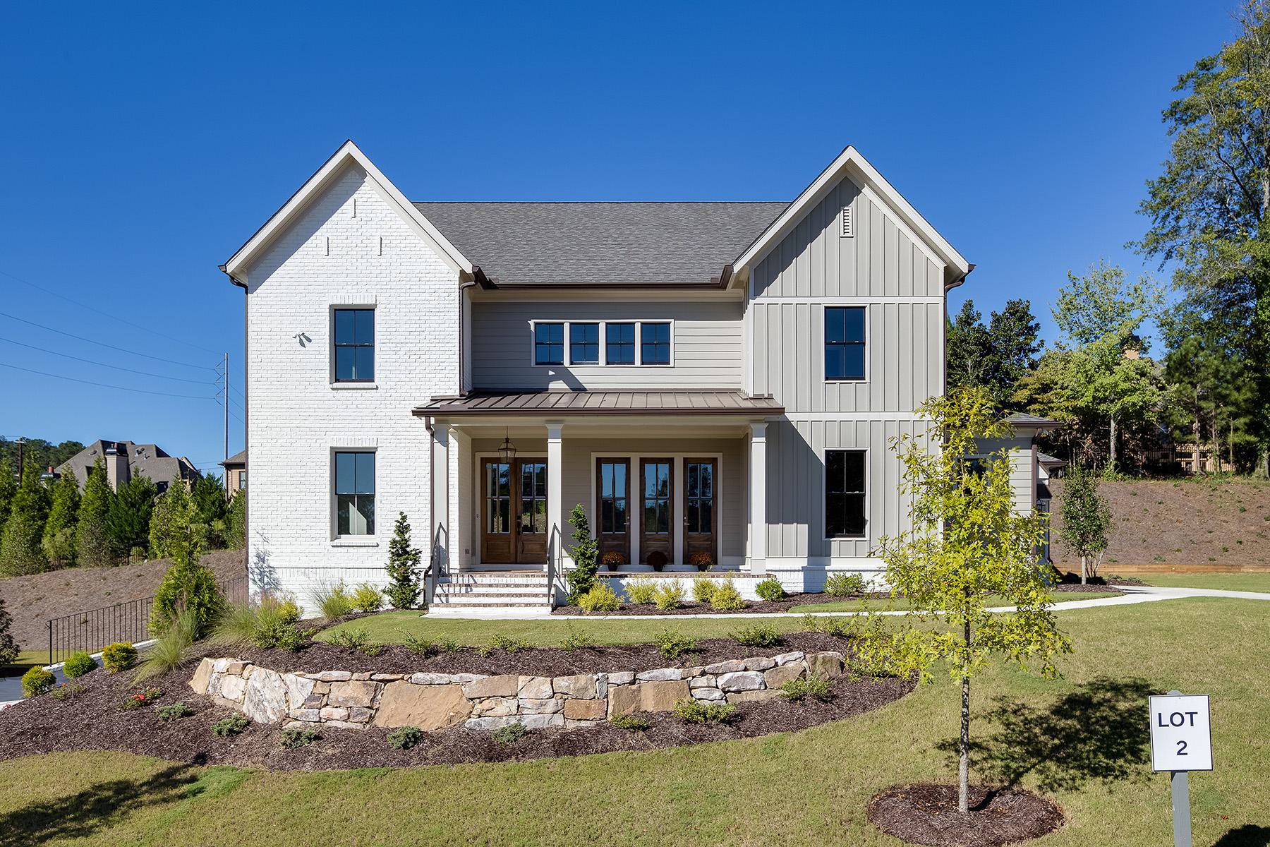 Single Family Home for Sale at Welcome to Birch Grove in Marietta 2187 Bliss Lane Marietta, Georgia 30062 United States
