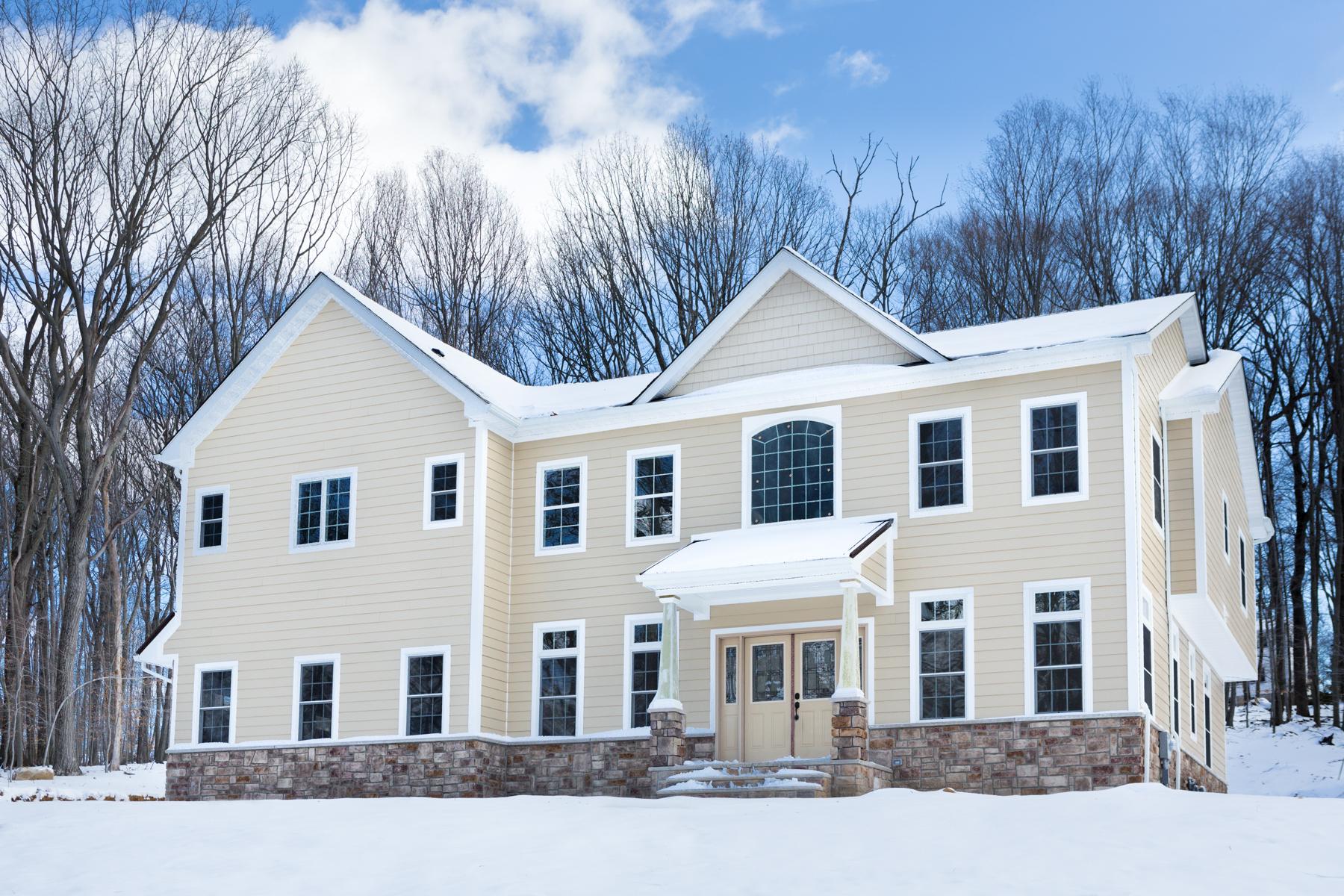 Vivienda unifamiliar por un Venta en New Custom Colonial 103 Seney Drive Bernardsville, Nueva Jersey 07924 Estados Unidos