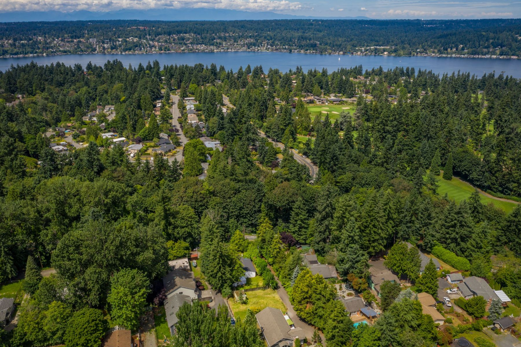 Land for Sale at Beautiful Building Opportunity in Kenmore Near the Shore of Lake Washington XXXX Juanita Dr NE Kenmore, Washington 98028 United States