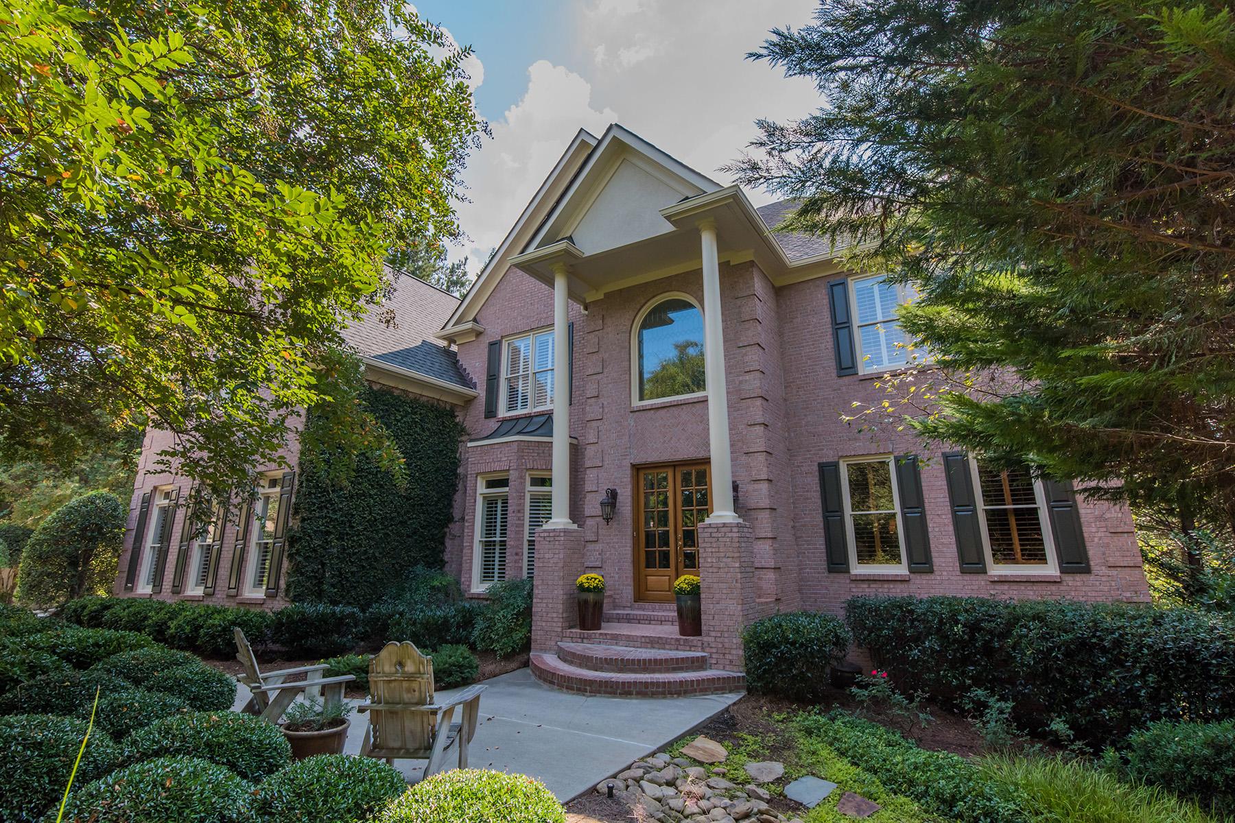 Property для того Продажа на Spectacular Sandy Springs Dream Home 470 Verdi Lane, Atlanta, Джорджия 30350 Соединенные Штаты