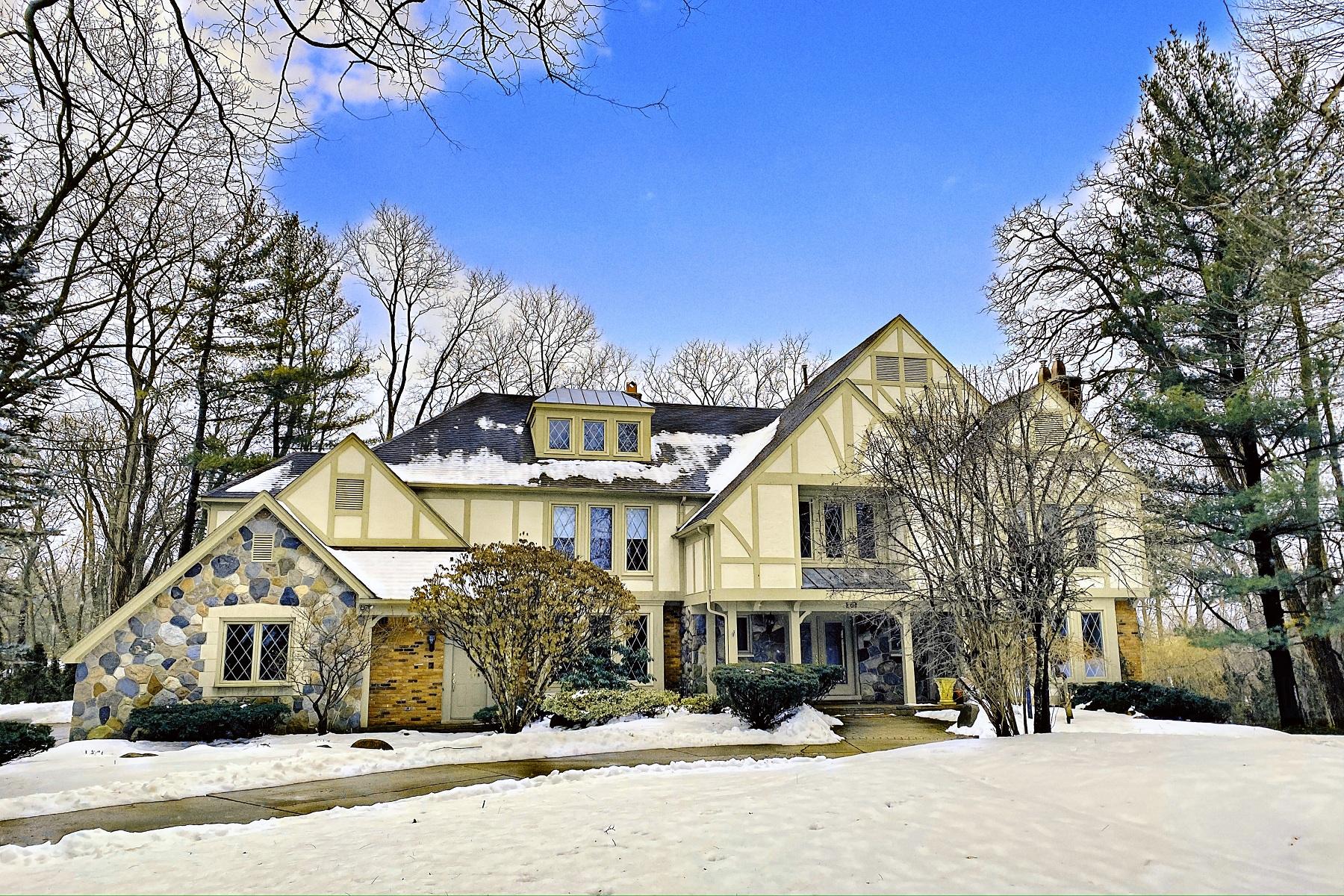 Single Family Homes para Venda às Bloomfield Hills 269 Chestnut Circle, Bloomfield Hills, Michigan 48304 Estados Unidos