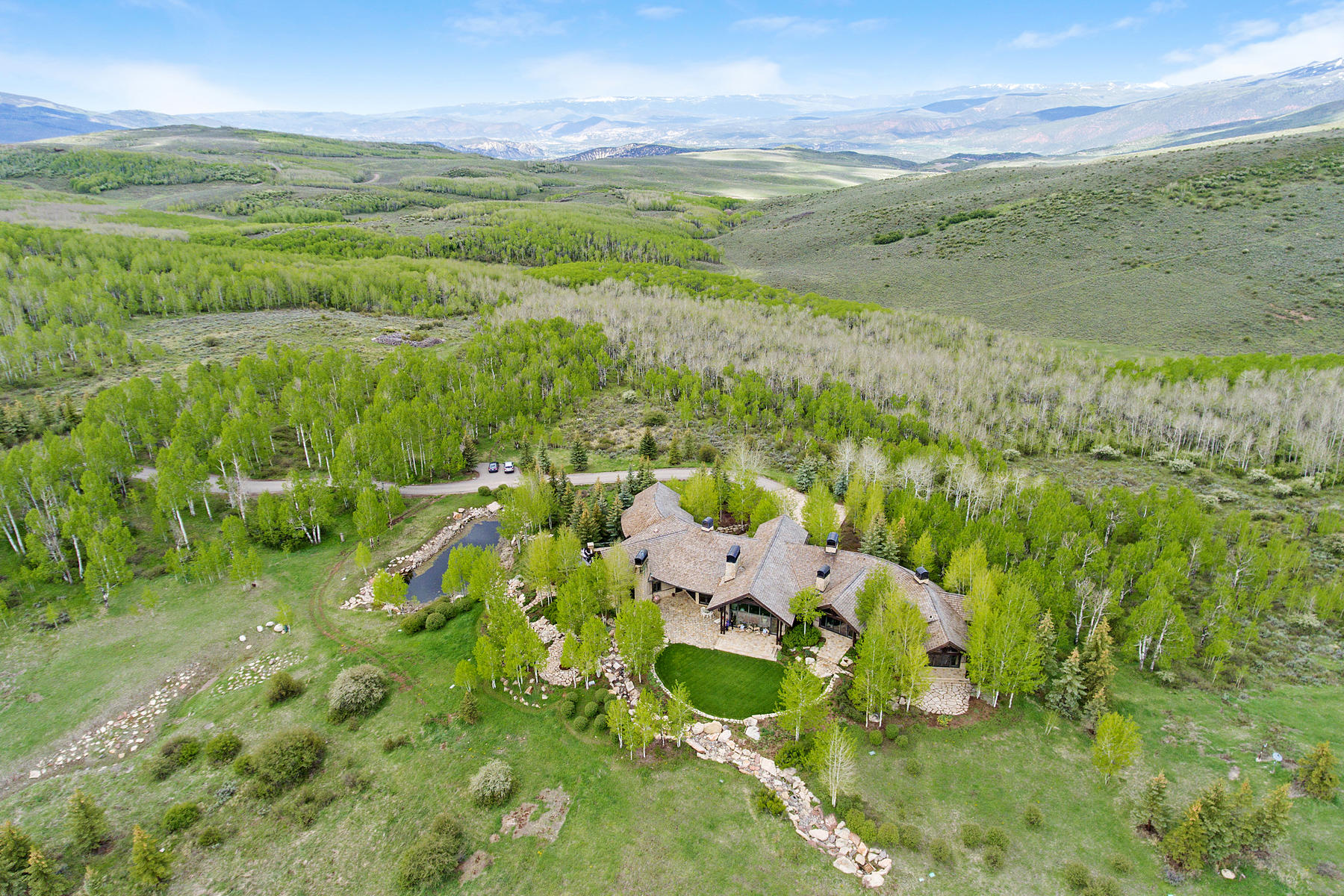Single Family Home for Active at Elk Ridge Ranch Estate 909 Ute Forest Lane Edwards, Colorado 81632 United States