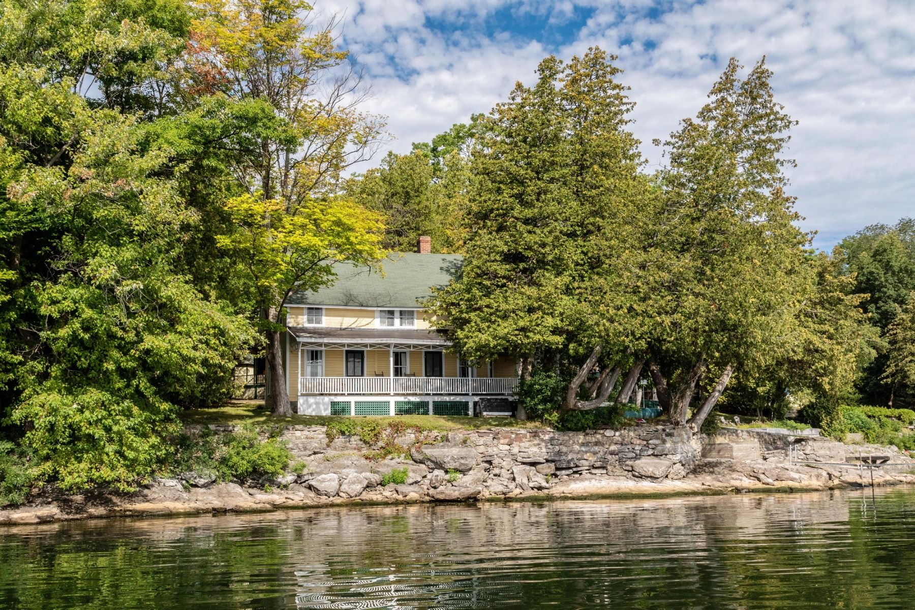 Single Family Homes for Sale at The Lakehouse 2751 Thompson's Point Road Charlotte, Vermont 05445 United States