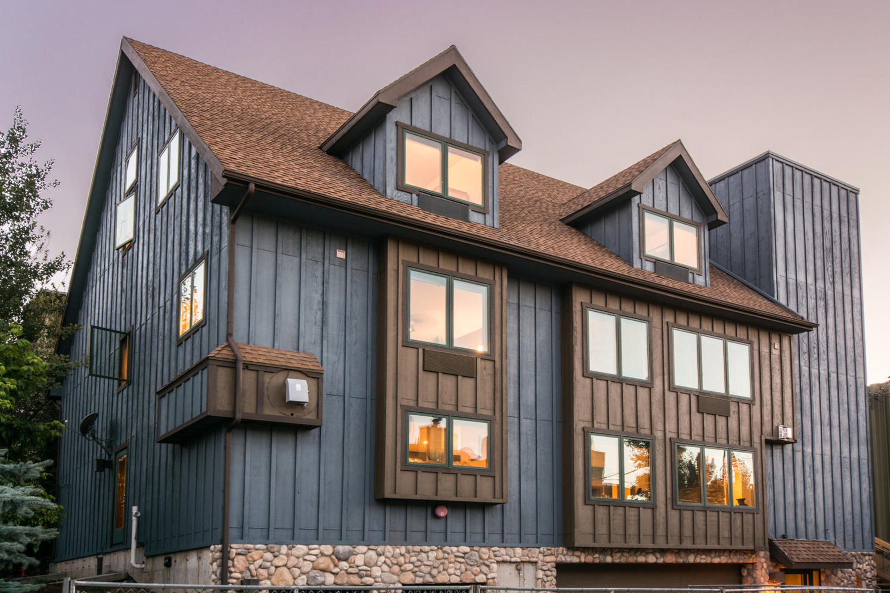 Maison unifamiliale pour l Vente à Park City Epic Lodge 1469 Woodside Ave Park City, Utah, 84060 États-Unis