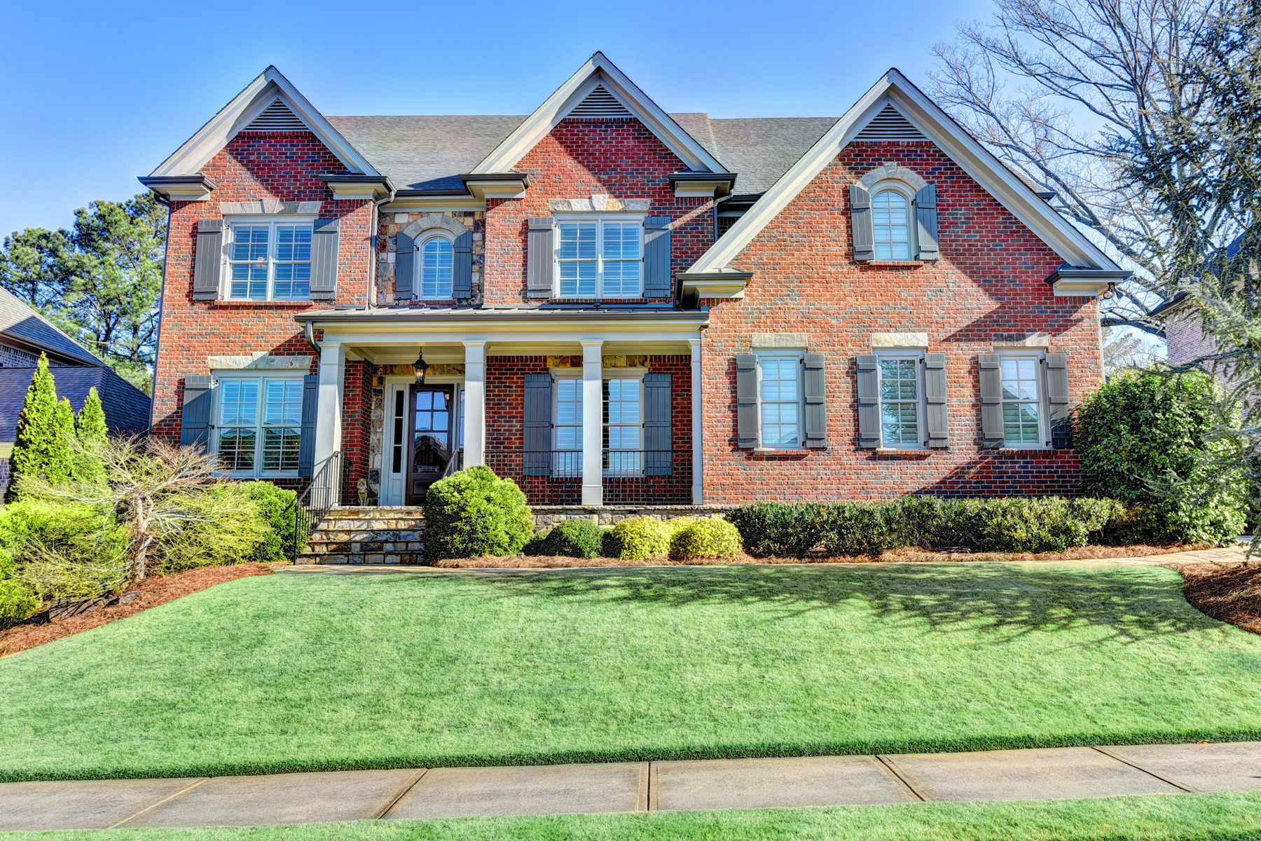 一戸建て のために 売買 アット Stunning Craftsman Home In Gated Community 5256 Creek Walk Circle Peachtree Corners, ジョージア 30092 アメリカ合衆国