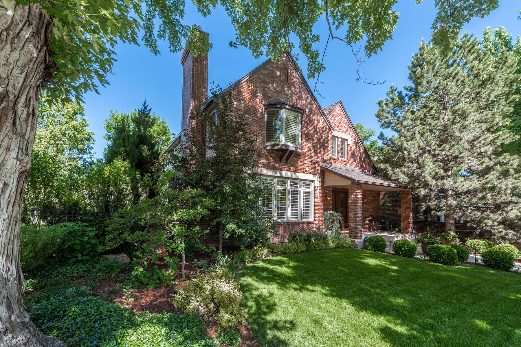Single Family Home for Active at 385 Monroe Street 385 Monroe Street Denver, Colorado 80206 United States