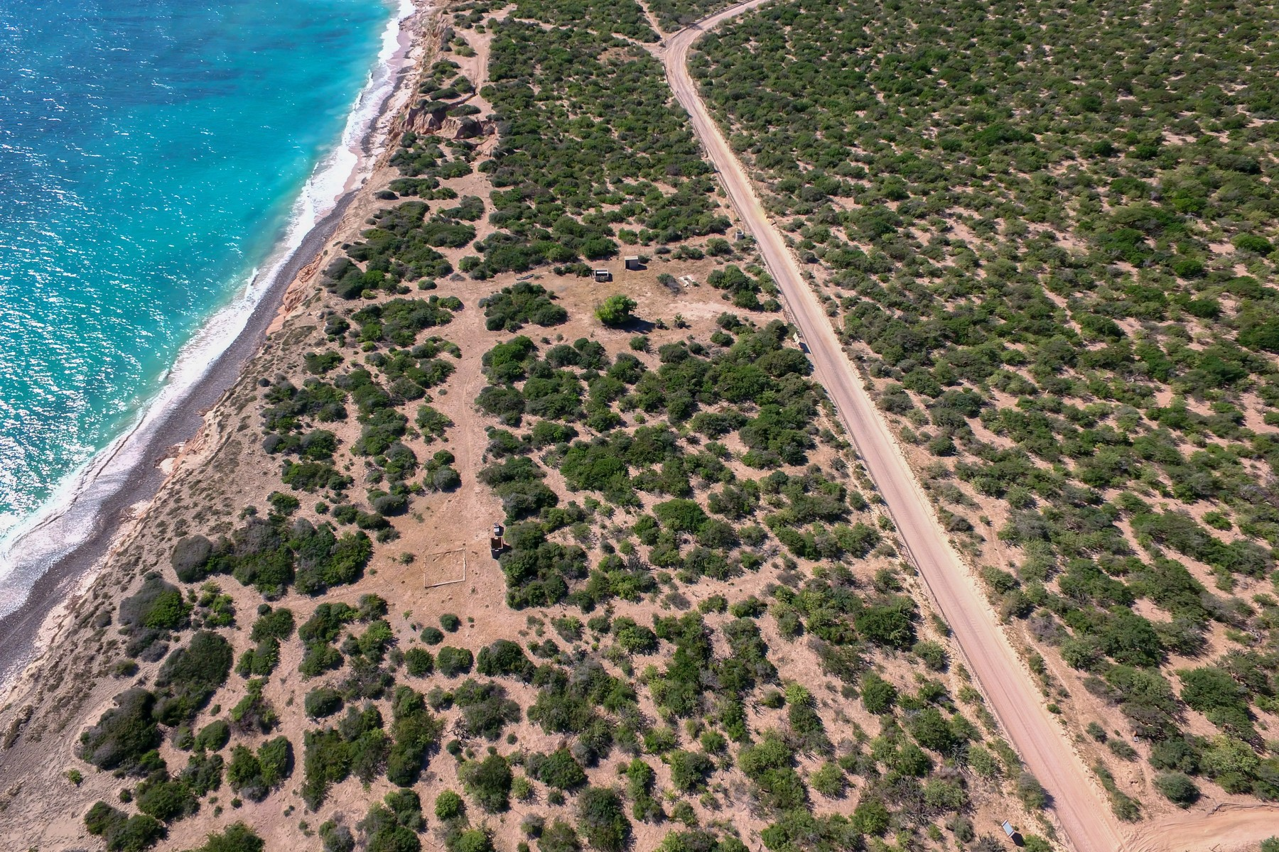 Additional photo for property listing at Beach Front Parcel Cabo Pulmo  Other Baja California Sur, Baja California Sur 23400 México