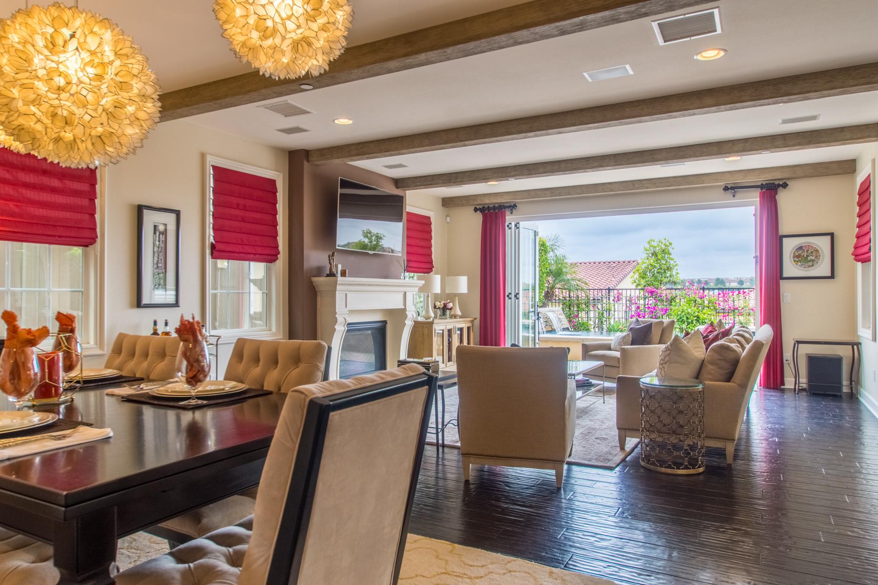 Casa para uma família para Venda às 7773 Chadamy Way Carmel Valley, San Diego, Califórnia, 92130 Estados Unidos