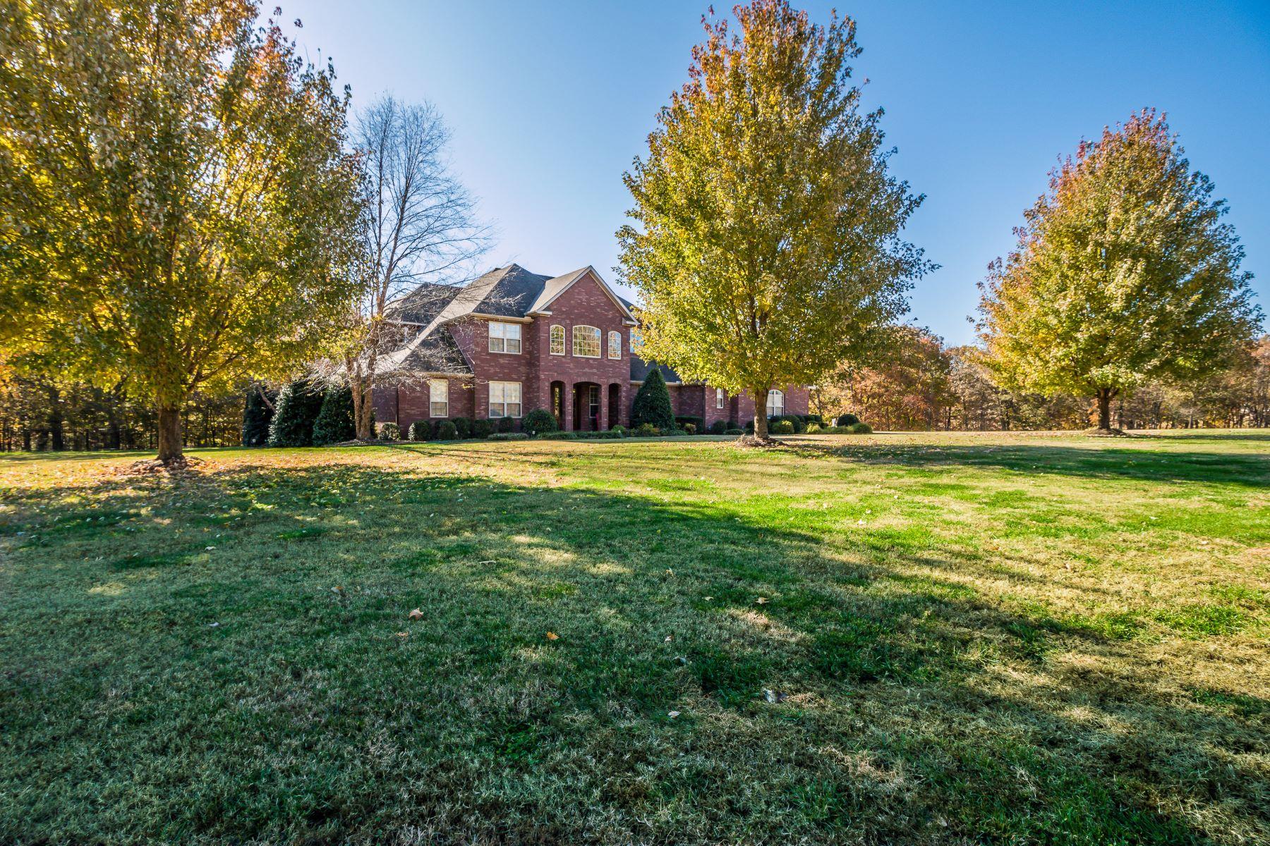 Single Family Homes for Sale at 12662 Miller Church Road Bentonville, Arkansas 72712 United States