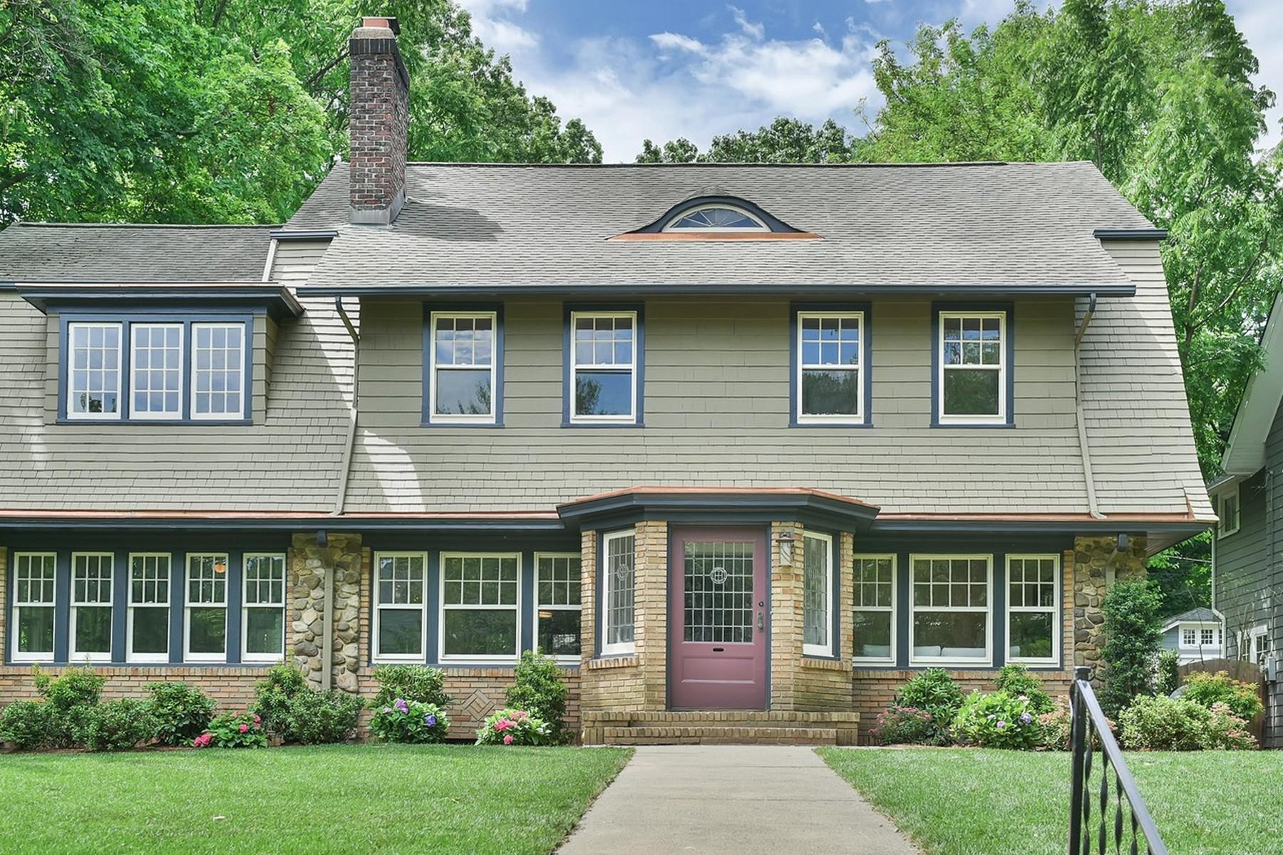 Maison unifamiliale pour l à louer à Sophisticated Craftsman 30 Warren Place, Montclair, New Jersey 07042 États-Unis
