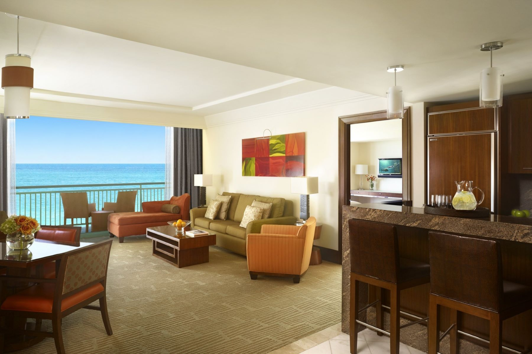 Condominium for Sale at The Reef 18-910 & 912 Residences At Atlantis, Paradise Island, Nassau And Paradise Island Bahamas