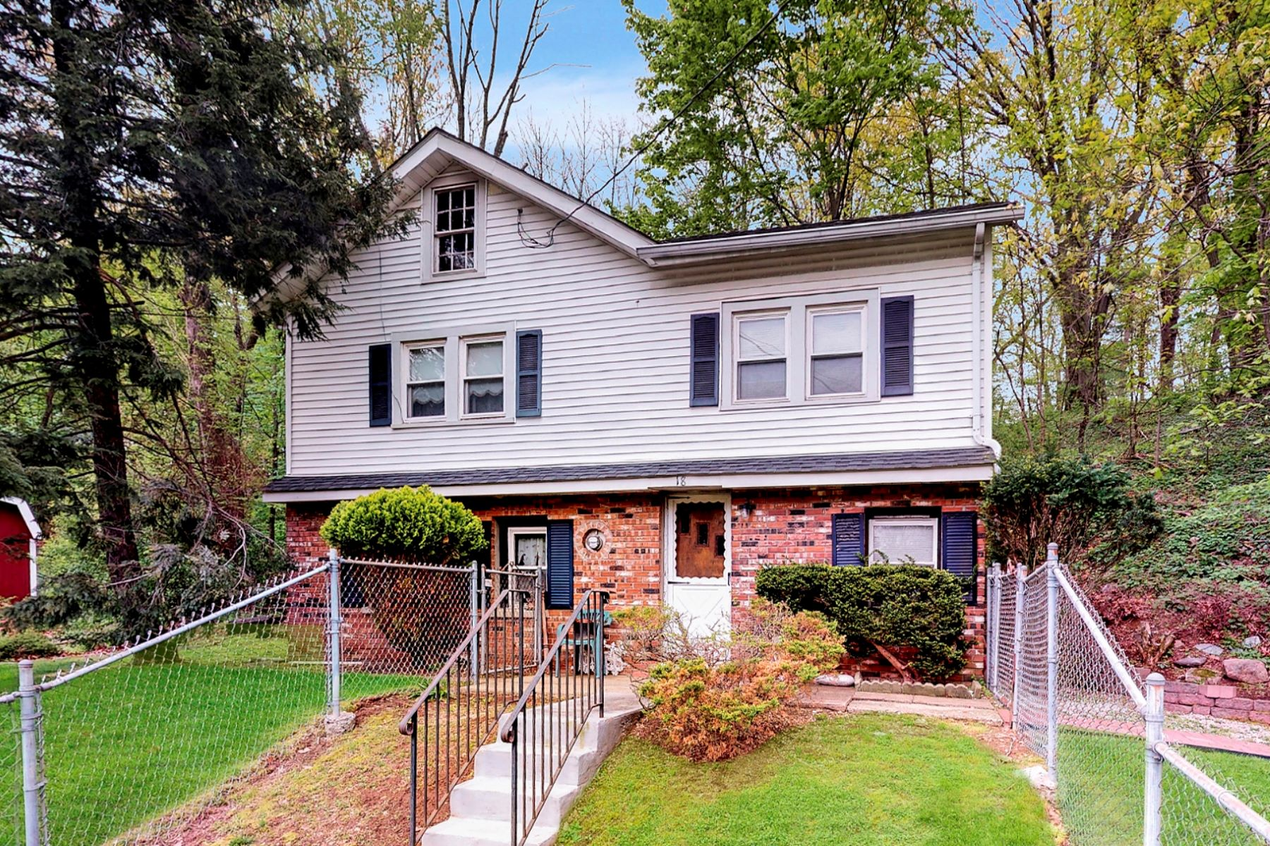 Single Family Homes for Sale at Value in the Land 18 River Road Montville, New Jersey 07045 United States