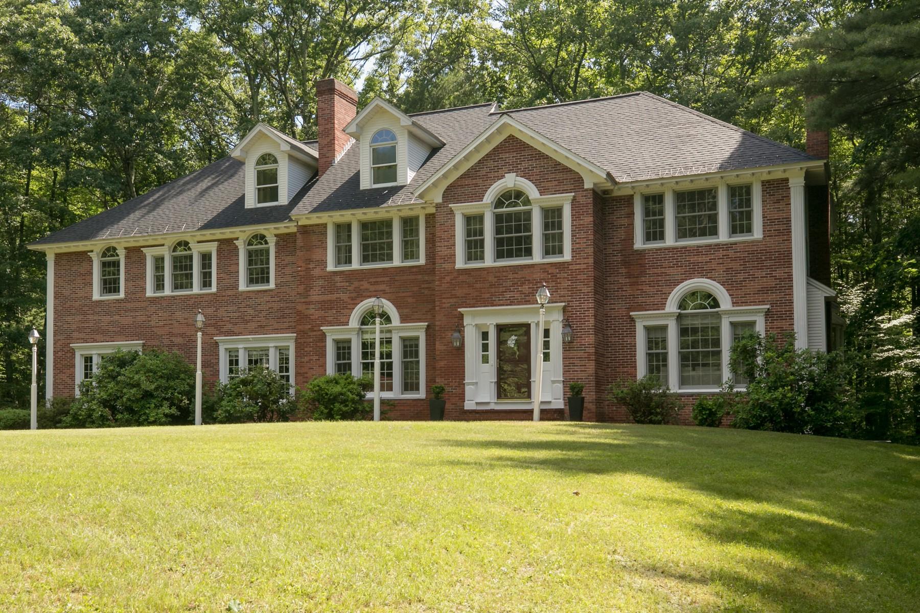Single Family Homes por un Venta en Sprawling Custom Colonial 27 Birch St Douglas, Massachusetts 01516 Estados Unidos