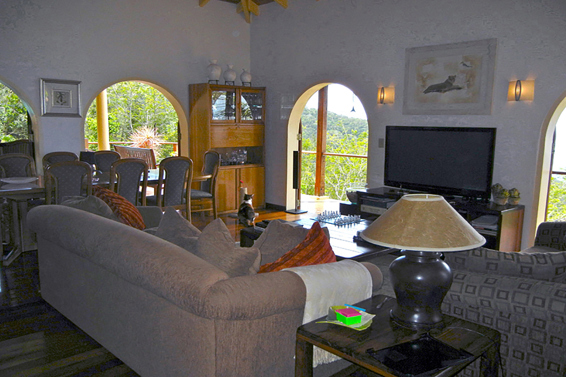 Additional photo for property listing at Maarib House Shannon, Tortola Britische Jungferninseln