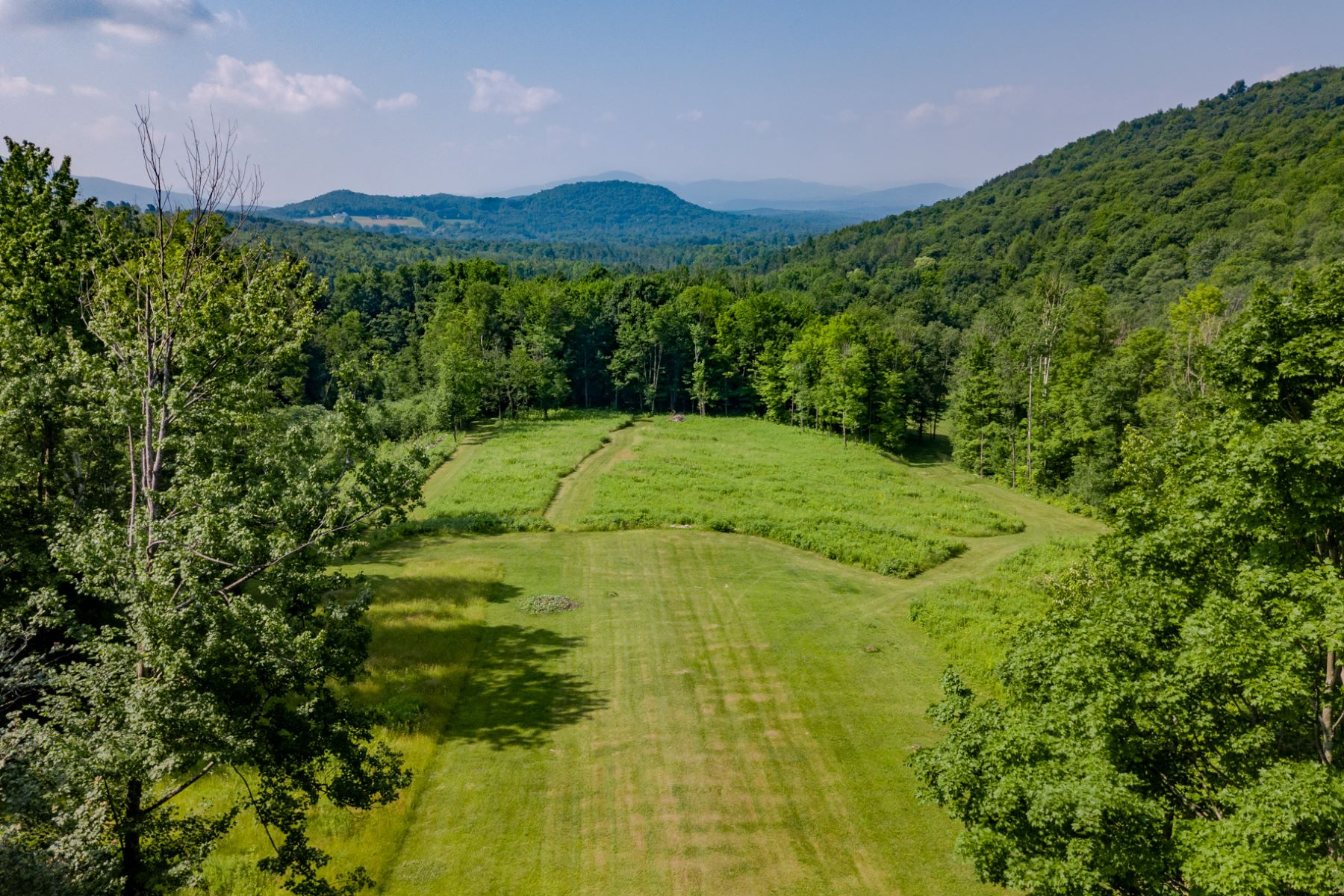Land for Sale at Stunning Longrange Views Potter Montgomery Rd Shaftsbury, Vermont 05262 United States