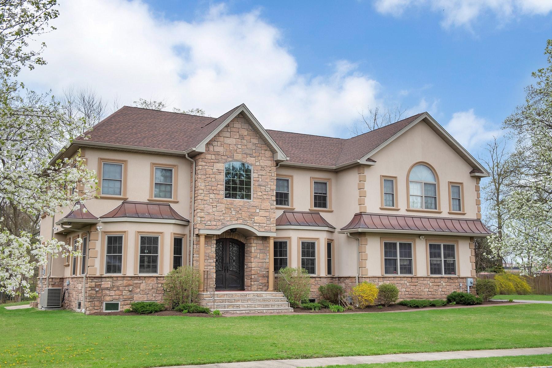 single family homes pour l Vente à Parsippany, New Jersey 07054 États-Unis