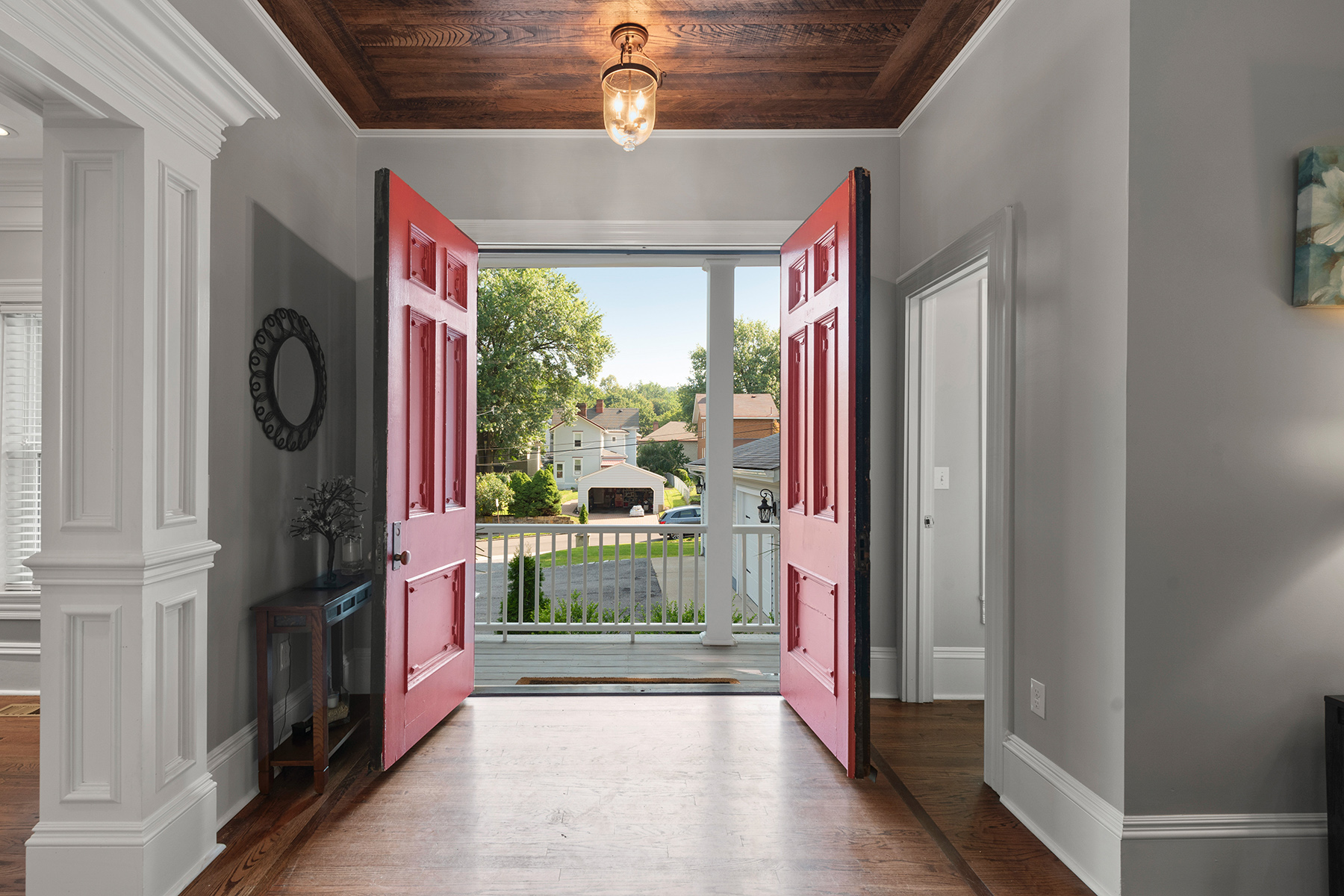Single Family Homes for Sale at Sewickley Village Revival- 223 Elwick Street Sewickley, Pennsylvania 15143 United States