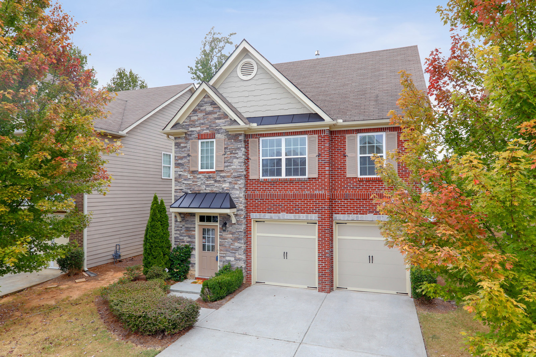 Single Family Homes for Sale at Move-in Ready Open Floor Plan 1649 Sentinel View Dr, Lawrenceville, Georgia 30043 United States