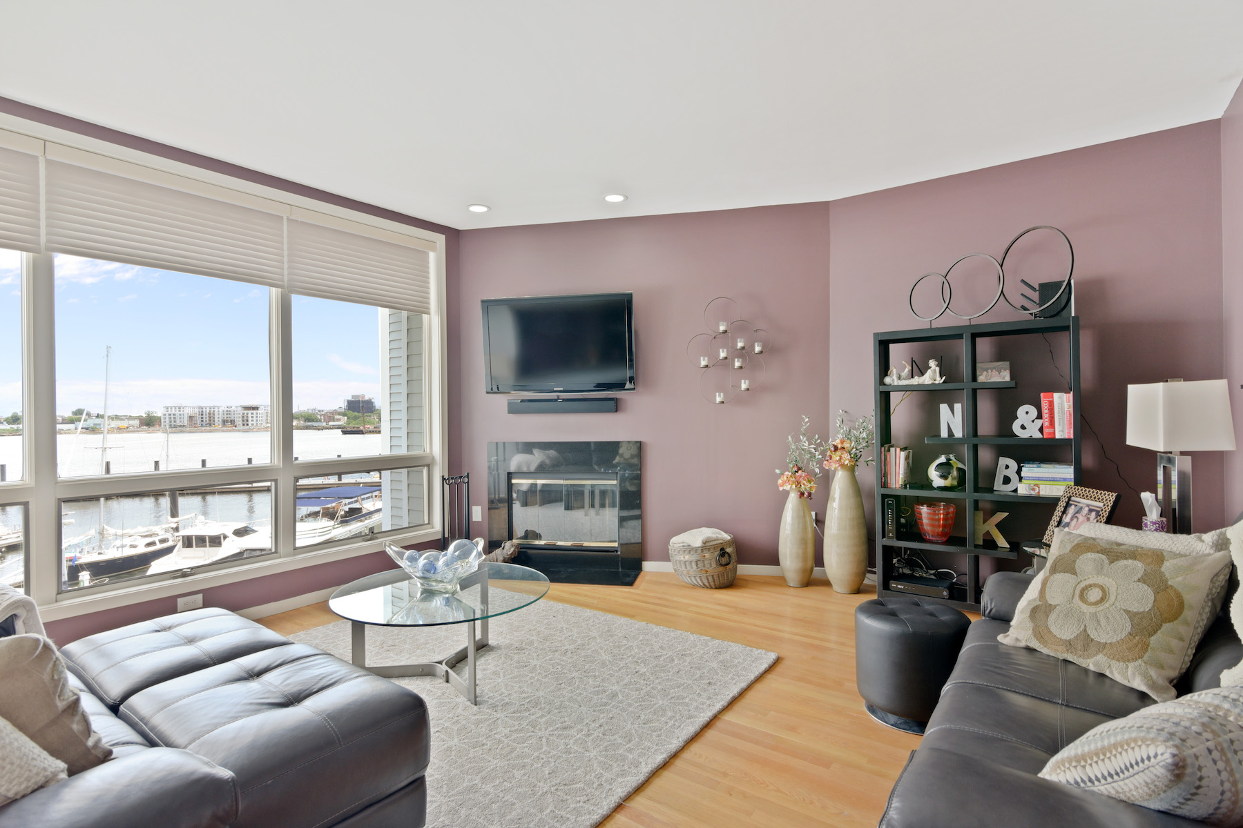 Condominium for Sale at 34 Constellation Wharf, Charlestown, MA 34 Constellation Wharf Pier 7 9th Street Boston, Massachusetts 02129 United States
