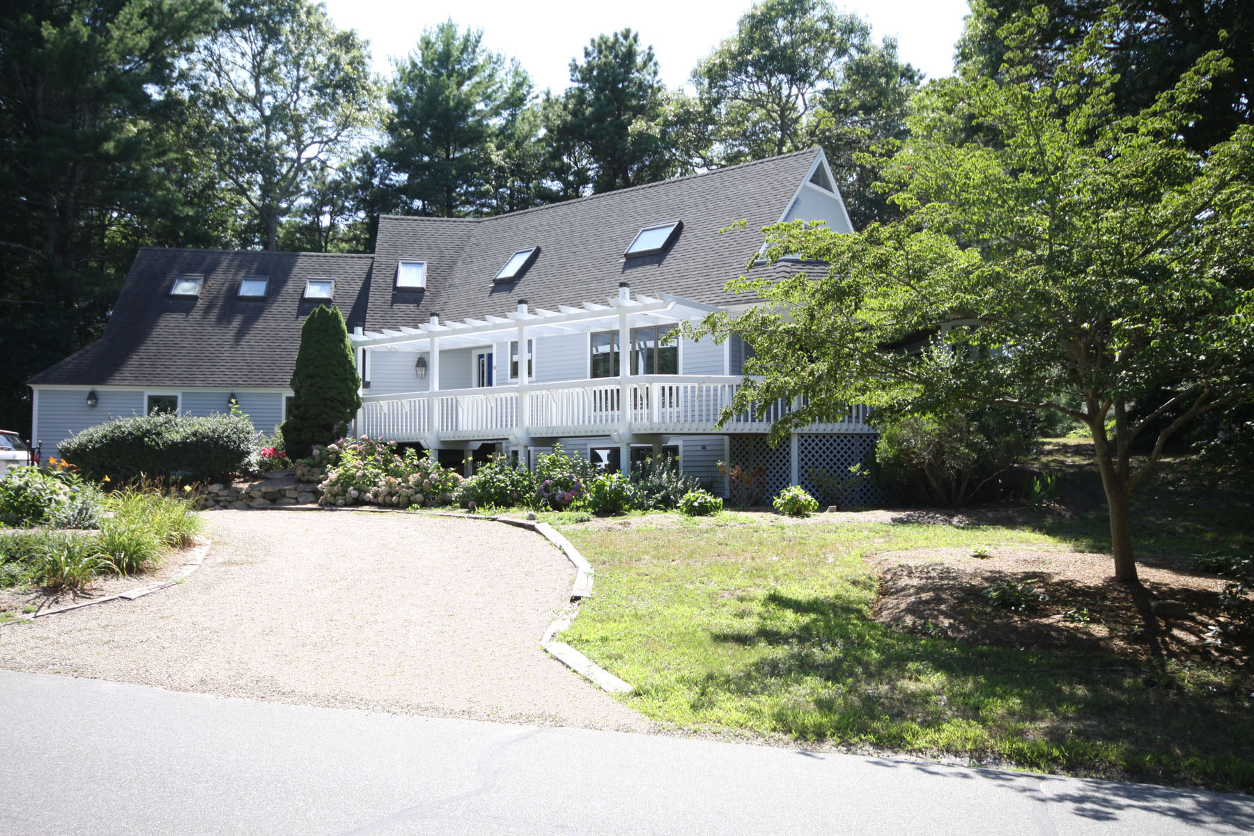 Single Family Home for Sale at A NEW SEABURY GEM 38 Bright Coves Way, New Seabury, Massachusetts, 02649 United States