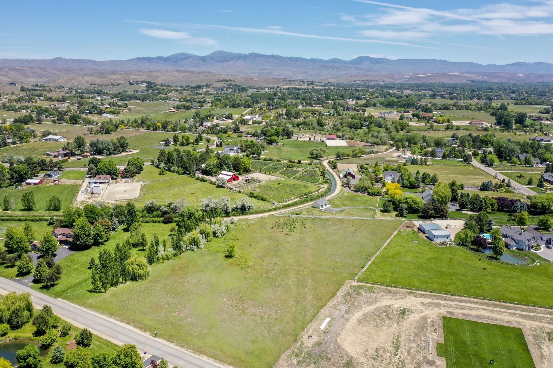 Land for Active at 4244 Croft Place Eagle, Idaho 83616 United States