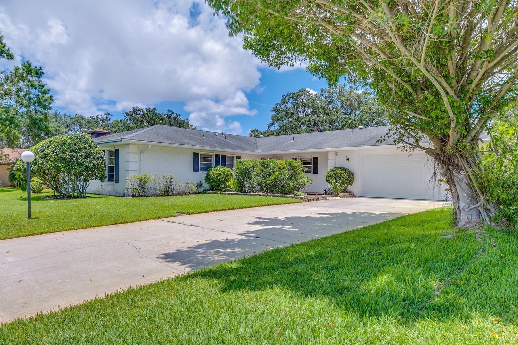 Charming Family Estate Home 1409 Meadowbrook Road Palm Bay, Florida 32905 Estados Unidos