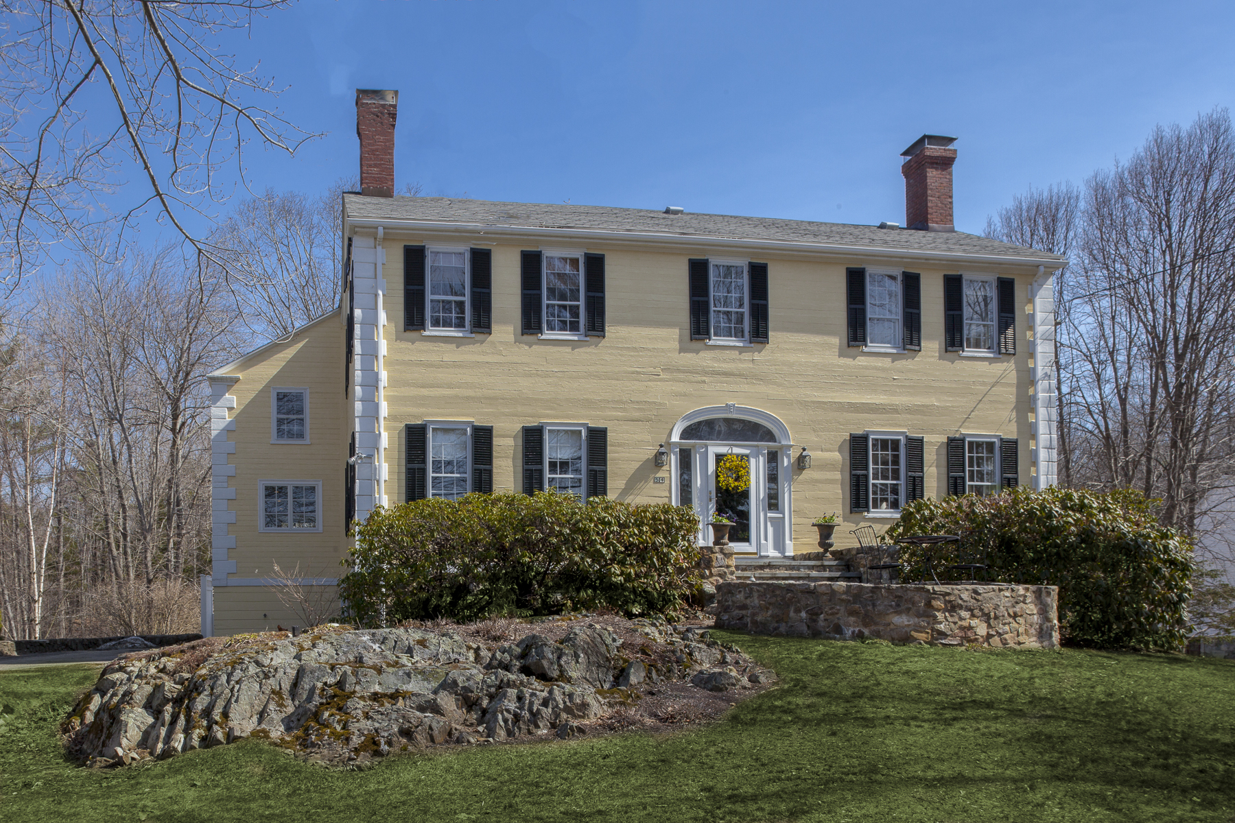 Single Family Home for Sale at 54 Maine Street Kennebunkport, Maine, 04046 United States