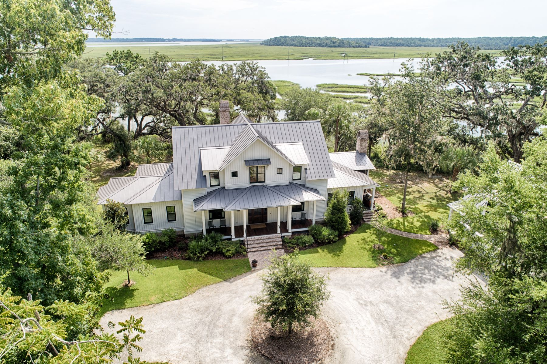 Single Family Homes for Active at 18 Cedar Point Okatie, South Carolina 29909 United States