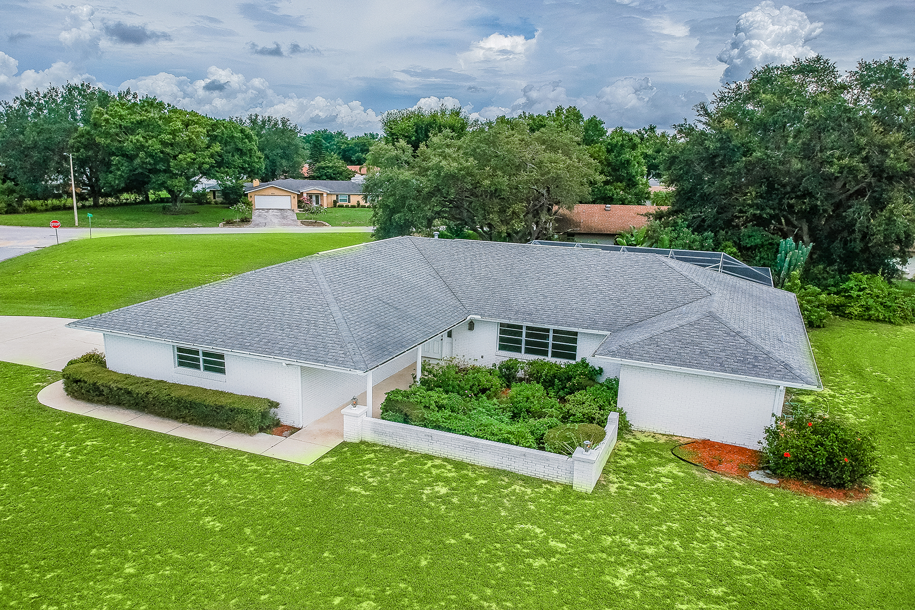 Single Family Homes por un Venta en LAKE ALFRED 730 S Todhunter Way, Lake Alfred, Florida 33850 Estados Unidos