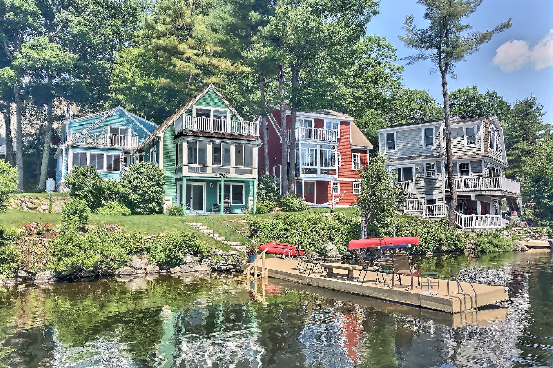 Condominiums for Active at 18 Sunny Knoll Road, Sunapee 18 Sunny Knoll Rd Sunapee, New Hampshire 03782 United States
