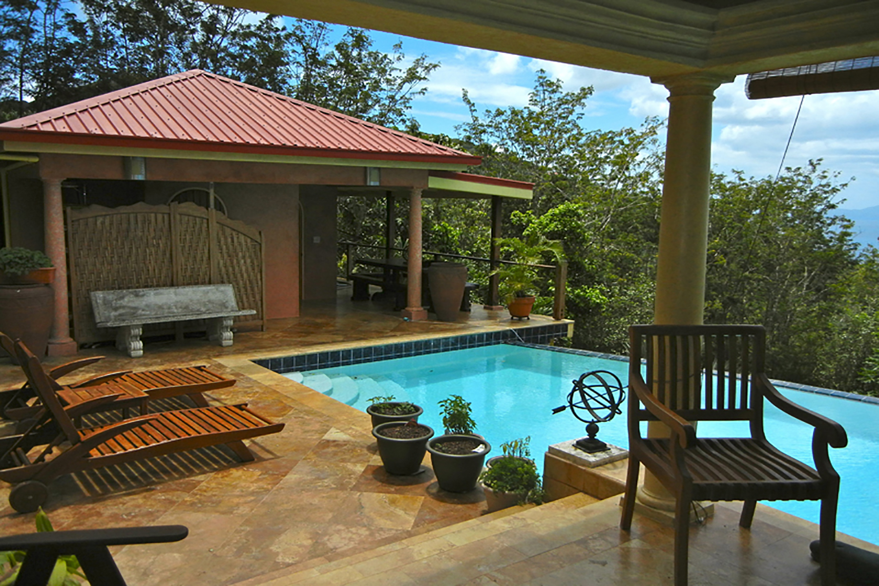 Additional photo for property listing at Maarib House Shannon, Tortola Quần Đảo Virgin Thuộc Anh