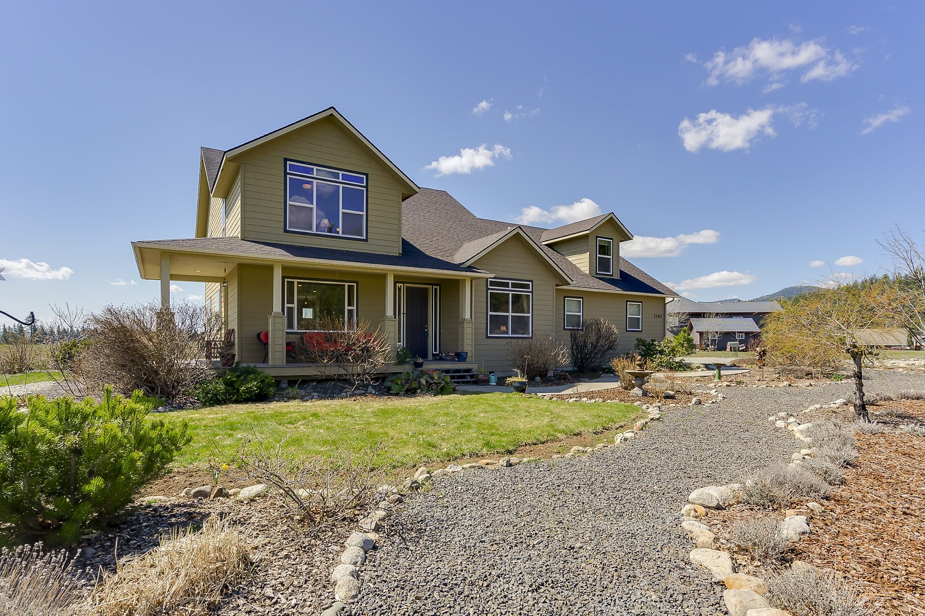 Single Family Homes for Active at Elkhorn Ranch Estates 22867 N Ranch View Rathdrum, Idaho 83858 United States
