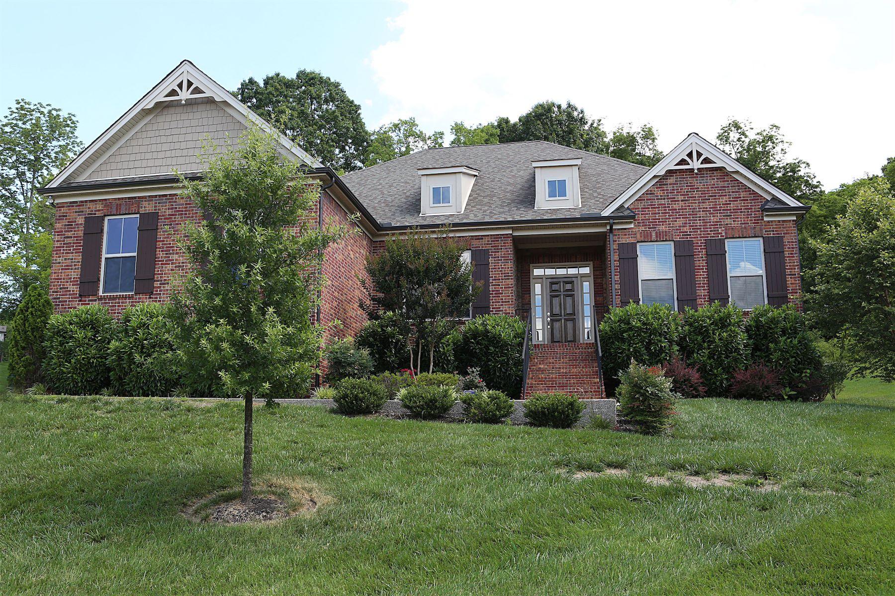 Einfamilienhaus für Verkauf beim Well Maintained Ranch in College Grove 6904 Guffee Terrace College Grove, Tennessee, 37046 South, Vereinigte Staaten