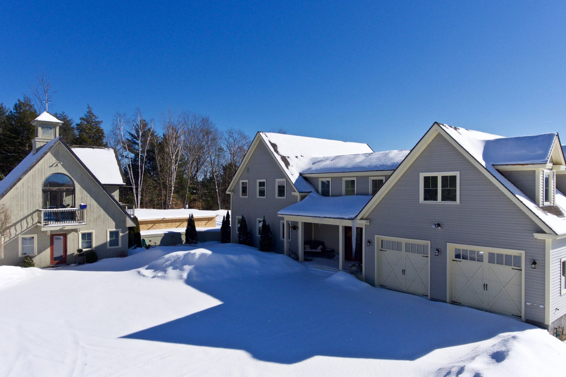Single Family Home for Sale at 38 Tinkham Hill Road, Hartland 38 Tinkham Hill Rd Hartland, Vermont 05048 United States