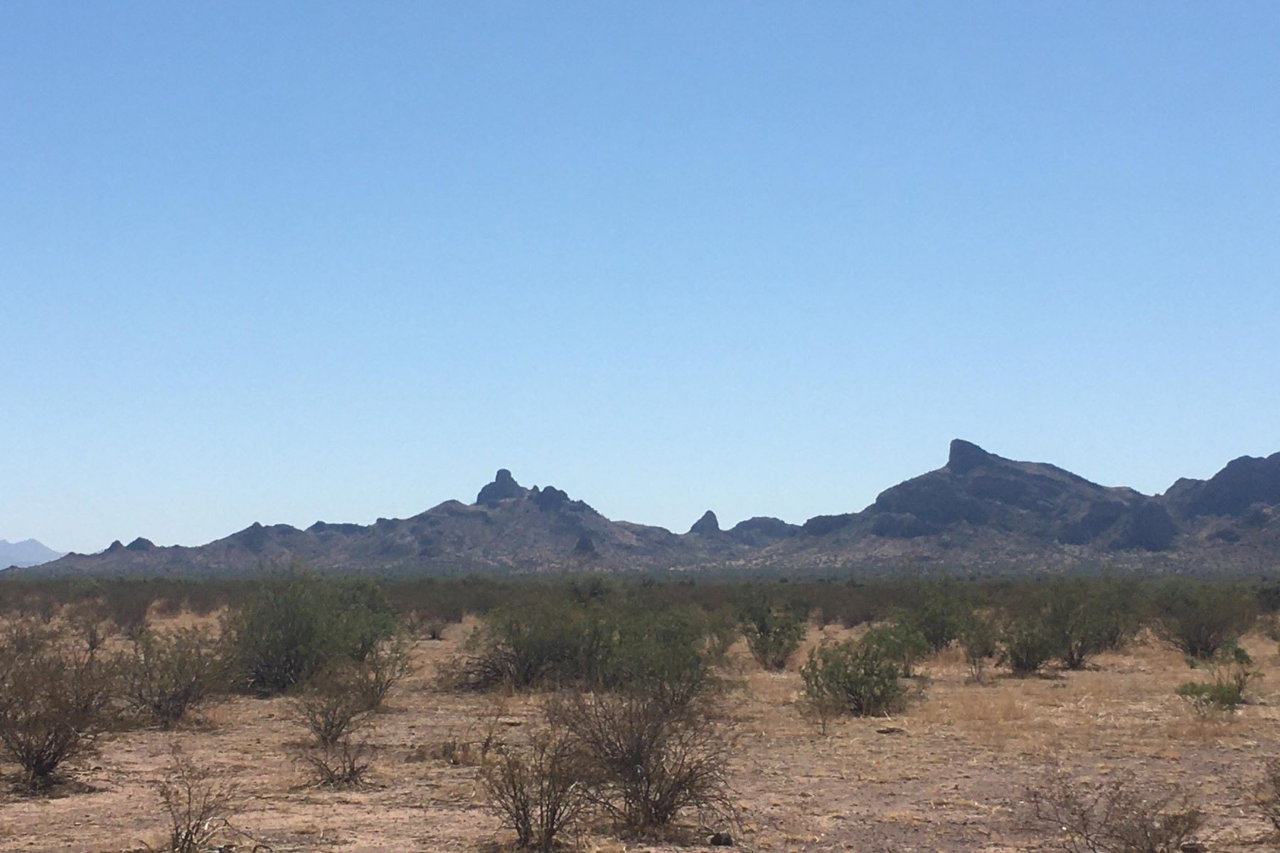 Land for Active at 80-acre Parcel 0 W Harmon RD Eloy, Arizona 85131 United States