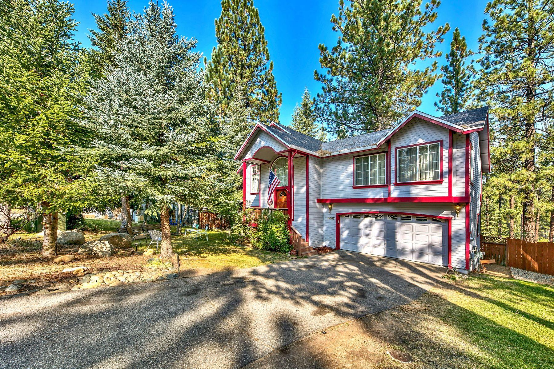 Property for Active at Kokanee Estates Mountain Home 3067 Kokanee Trail South Lake Tahoe, California 96150 United States