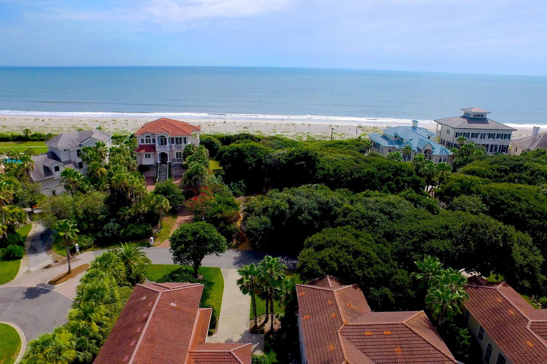 Земля для того Продажа на Residence Ct Lots 10 & 11 Residence Ct Lots 10 & 11 Amelia Island, Флорида 32034 Соединенные Штаты