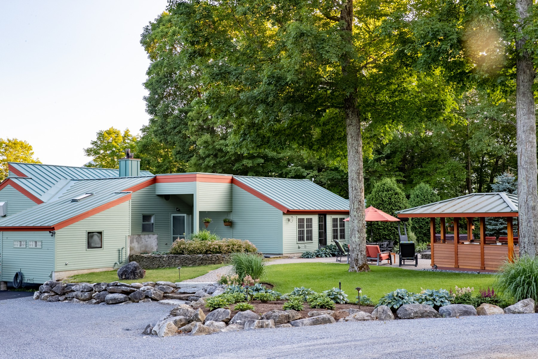Single Family Homes for Sale at Dorset Vermont Retreat 2747 Morse Hill Rd Dorset, Vermont 05251 United States