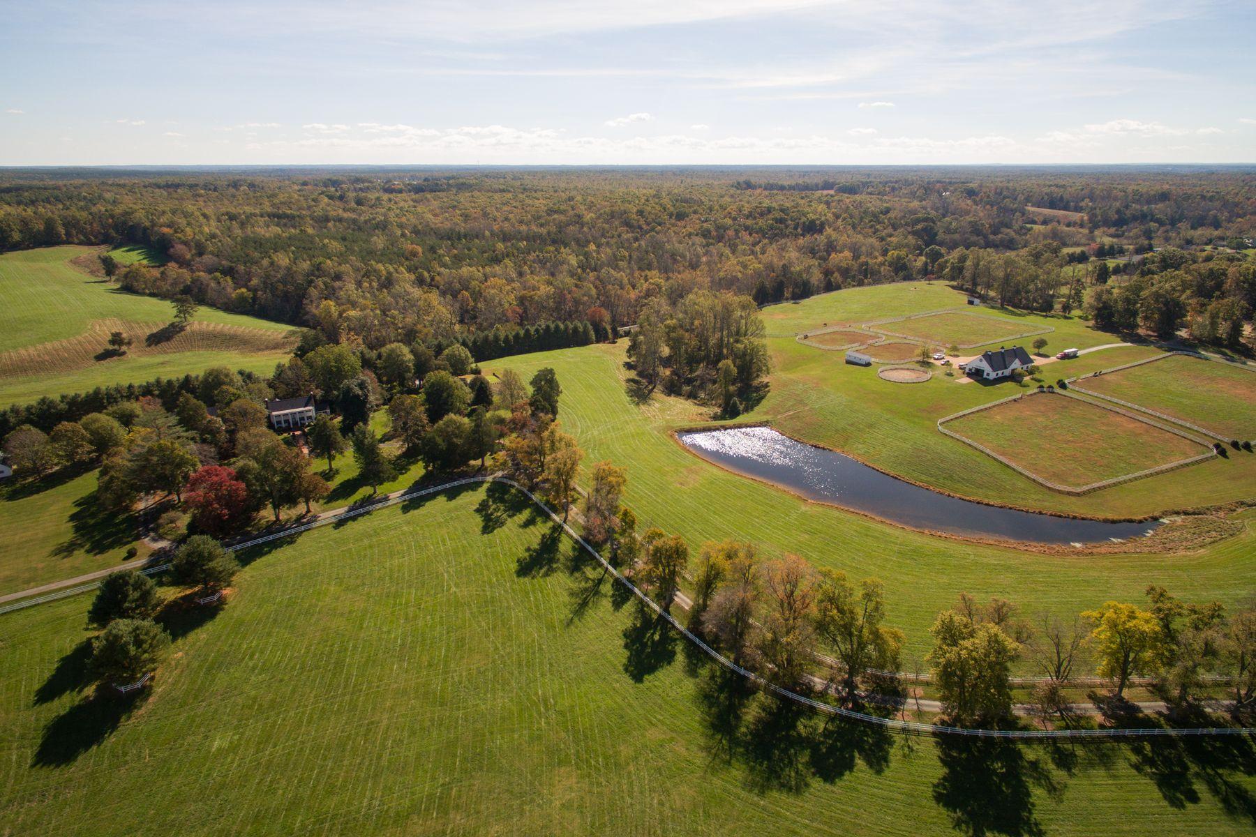 Additional photo for property listing at Eldon Farm 1097 St. John Road Keswick, Virginia 22947 United States