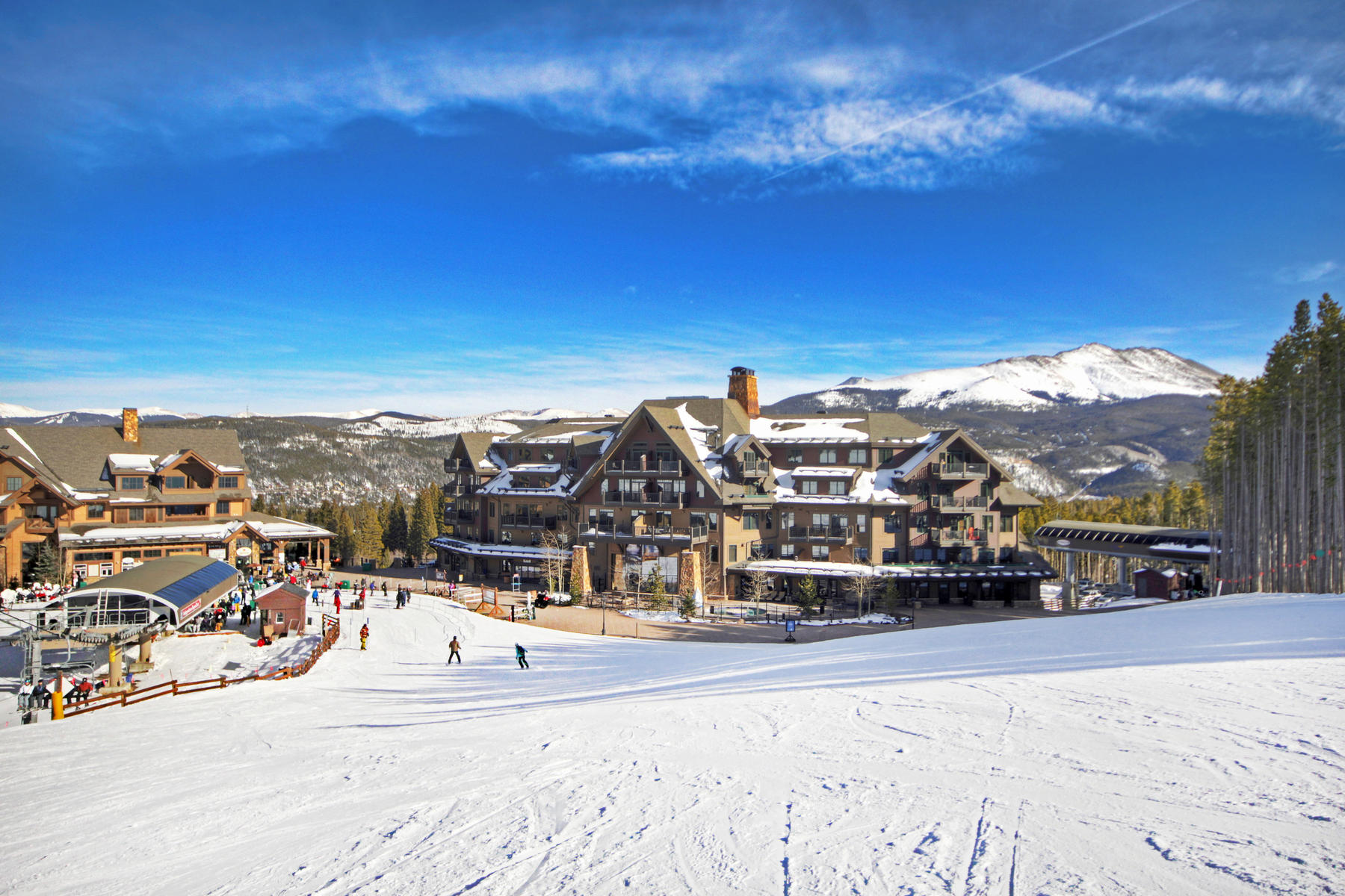 Condominium for Active at Crystal Peak Lodge 7210 1891 Ski Hill Road Unit 7210 Breckenridge, Colorado 80424 United States