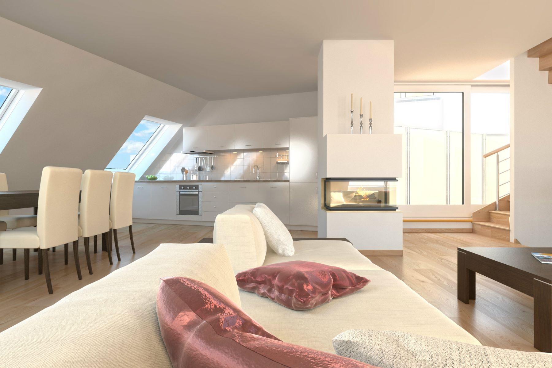 Квартира для того Продажа на BEAUTIFUL 3 BED PENTHOUSE Vienna, Cities In Austria, 1090 Austria