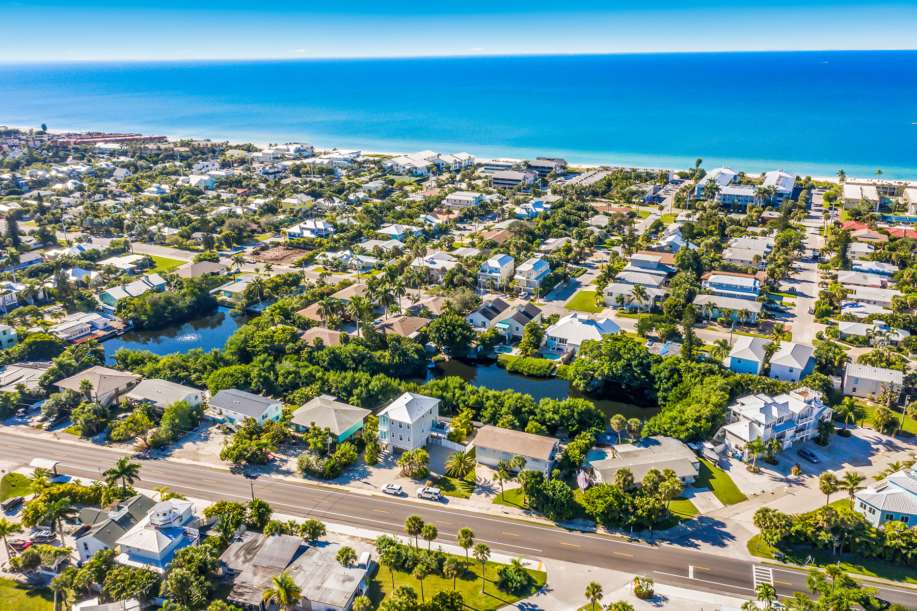 Duplex Homes for Sale at HOLMES BEACH 6816 Palm Dr Holmes Beach, Florida 34217 United States
