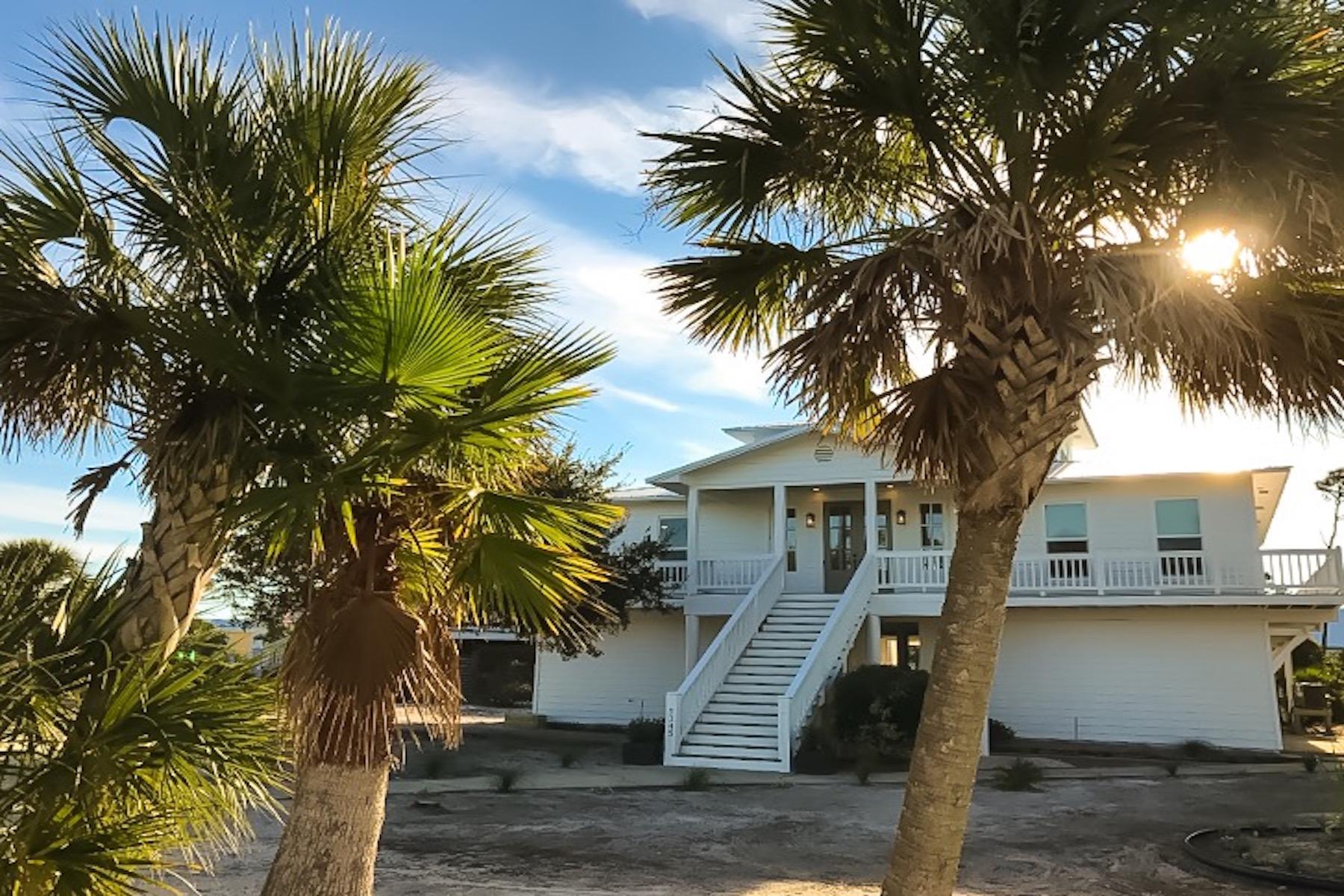 단독 가정 주택 용 매매 에 Perdido Key Coves 7145 Lafitte Road, Pensacola, 플로리다, 32507 미국