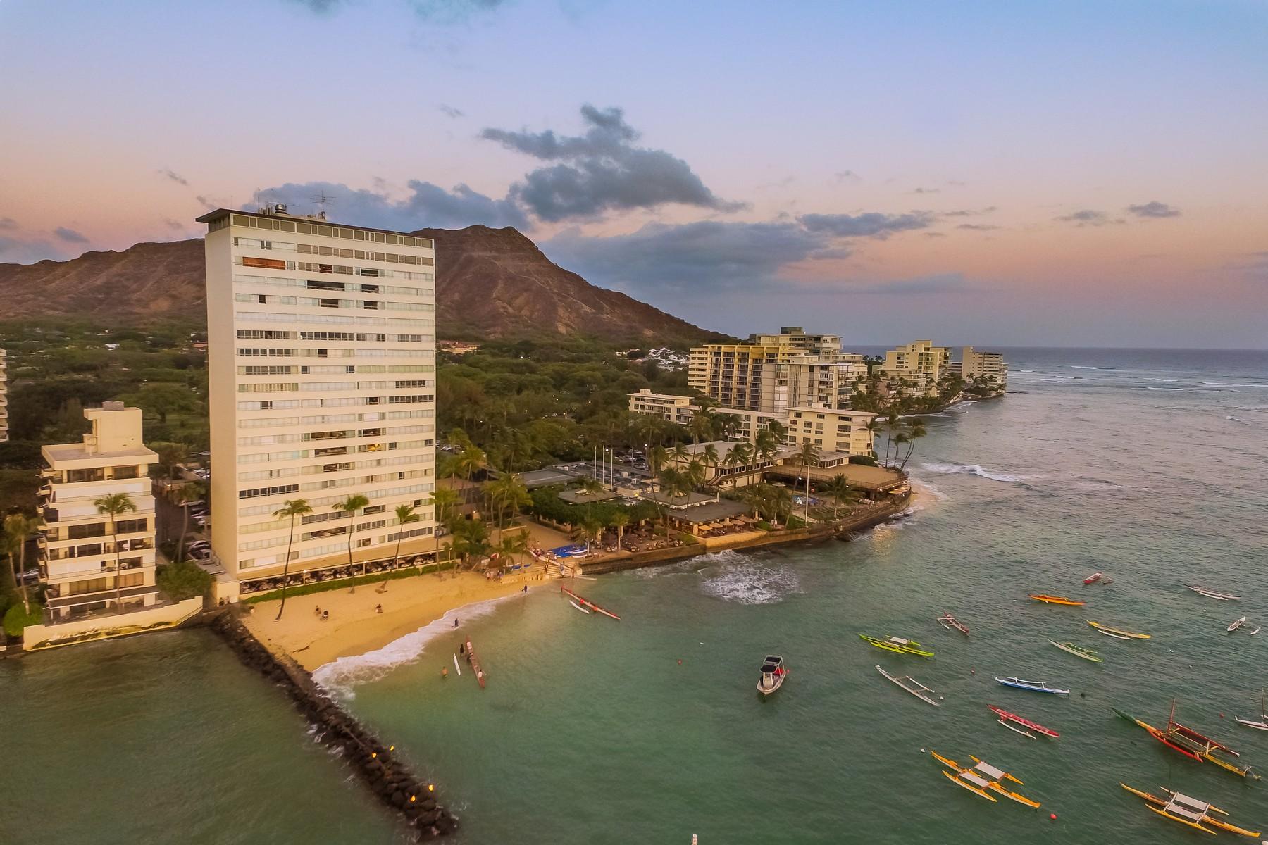 Additional photo for property listing at Gold Coast Living at it's Finest! 2895 Kalakaua Ave #1104 Honolulu, Hawaii 96815 United States