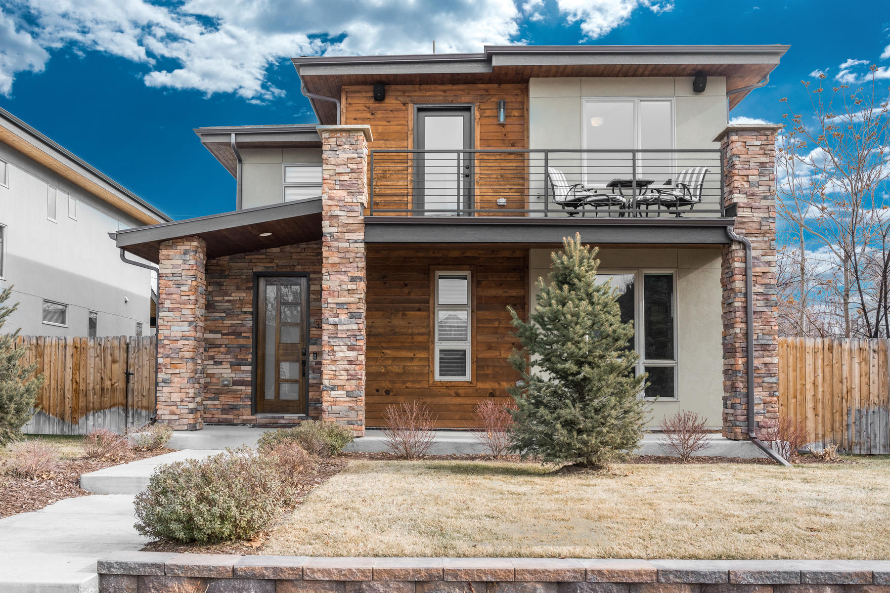 Single Family Homes for Sale at Mountain Meets Modern in this Fabulous MAG Builders Custom Home! 3226 S Ogden Street Englewood, Colorado 80113 United States