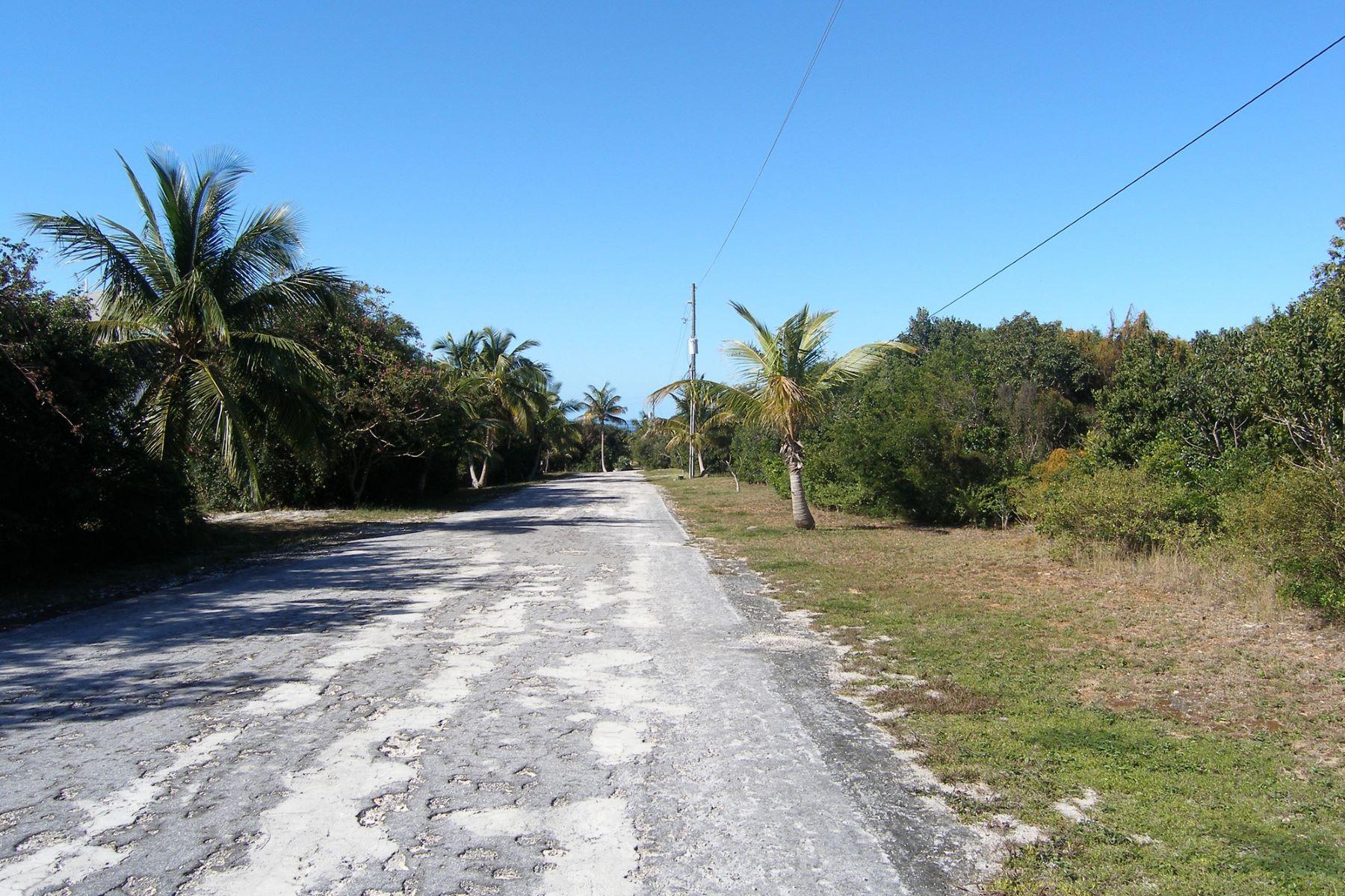 토지 용 매매 에 Beautiful Residential Lot with Sea Views Governors Harbour, 엘레우테라섬 바하마