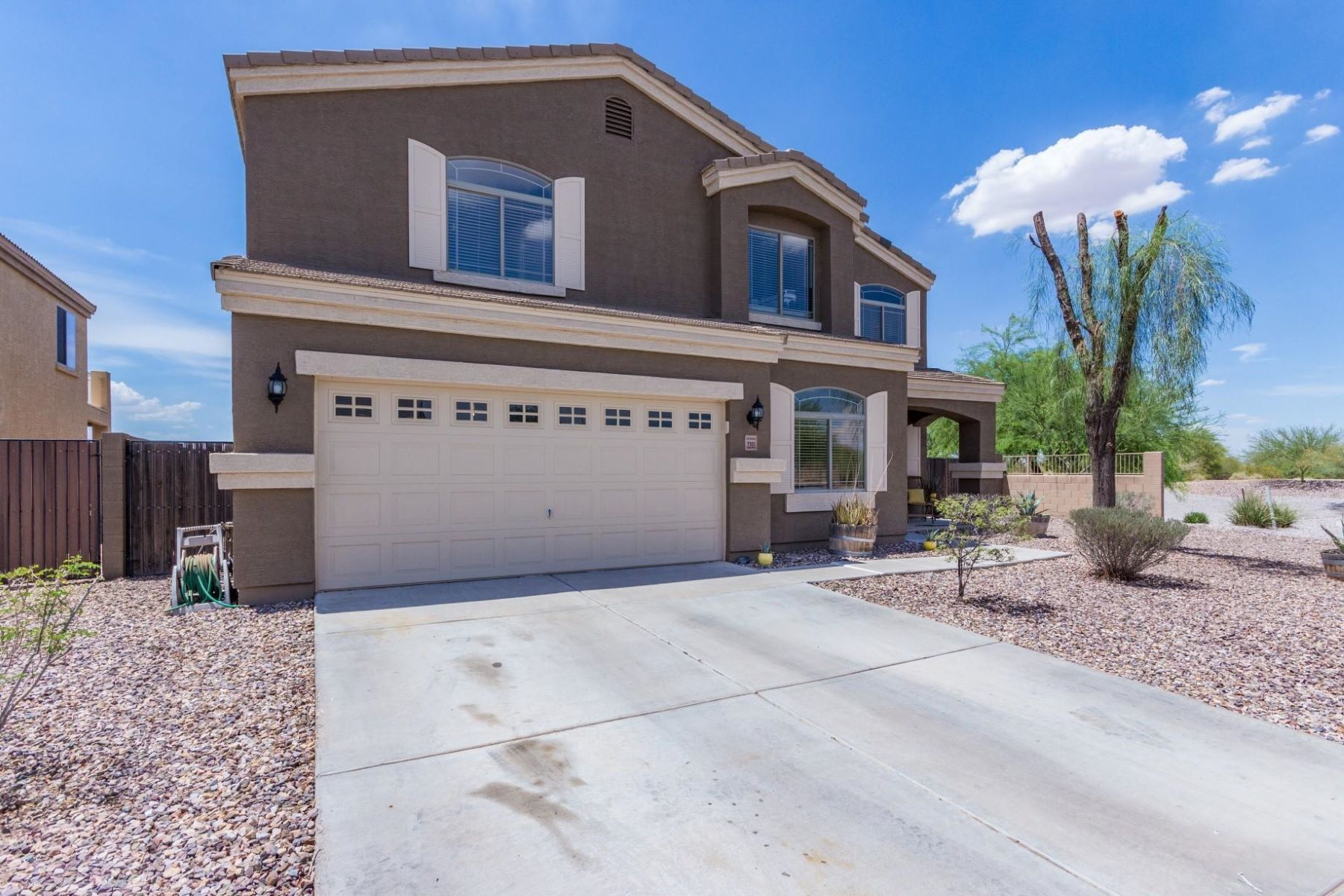 Single Family Homes for Active at Mission Valley 2265 N MAGDELENA PL Casa Grande, Arizona 85122 United States