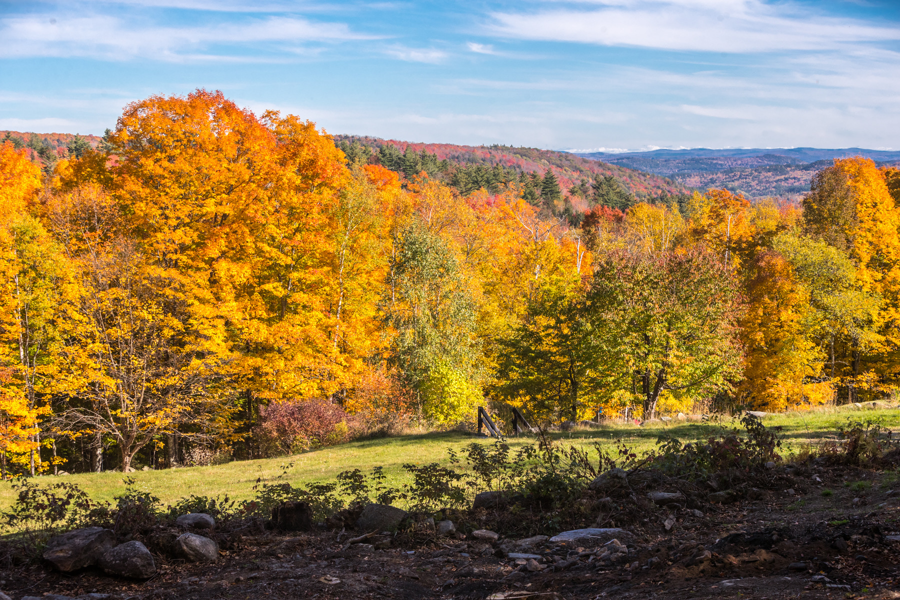 Land for Sale at Beautiful 4.77 acre parcel with stunning views. North Hill Road Andover, Vermont 05143 United States